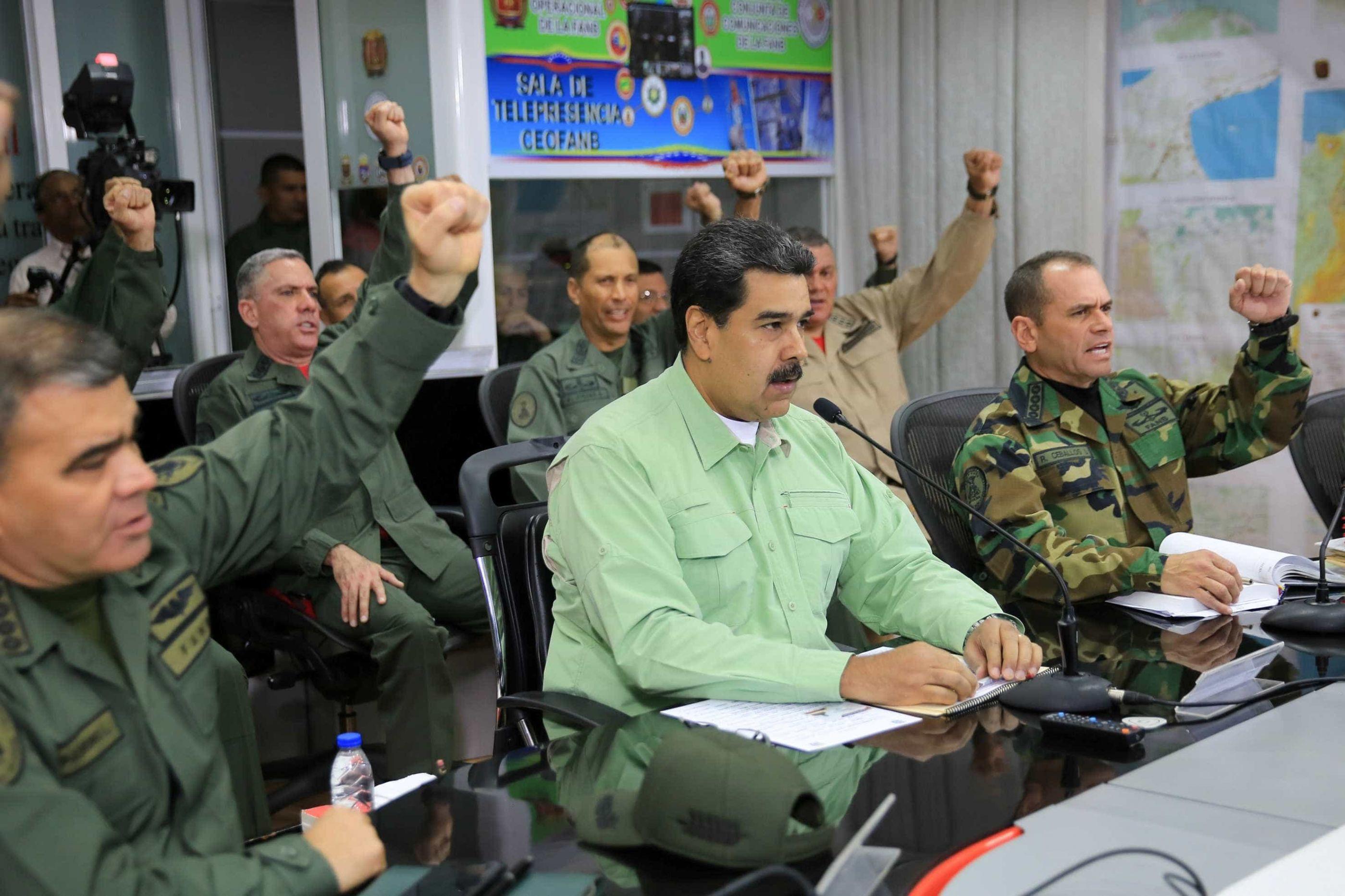 Fronteira da Venezuela com o Brasil segue fechada após ordem de Maduro