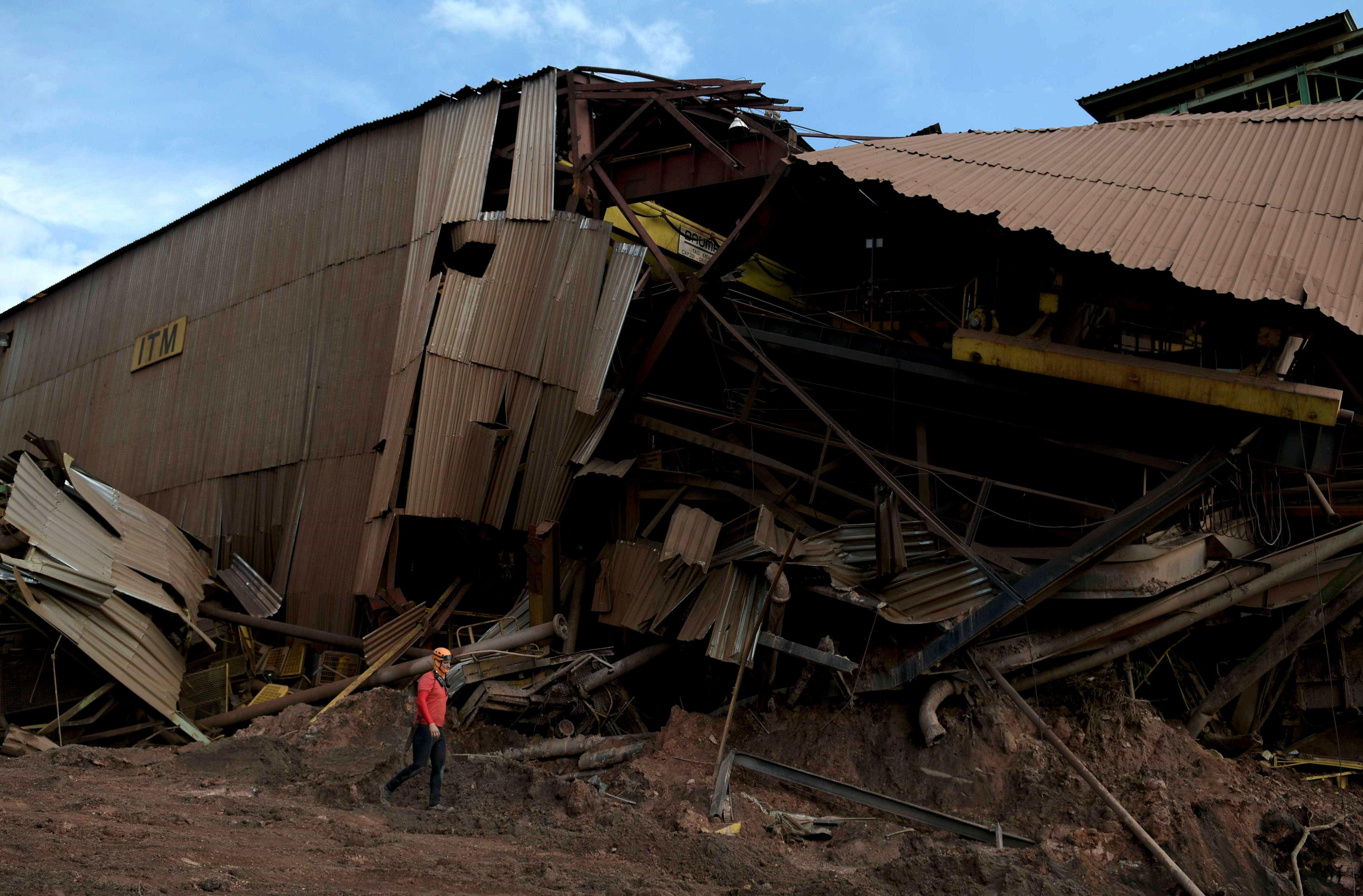 Número de mortos em Brumadinho chega a 177; há ainda 133 desaparecidos