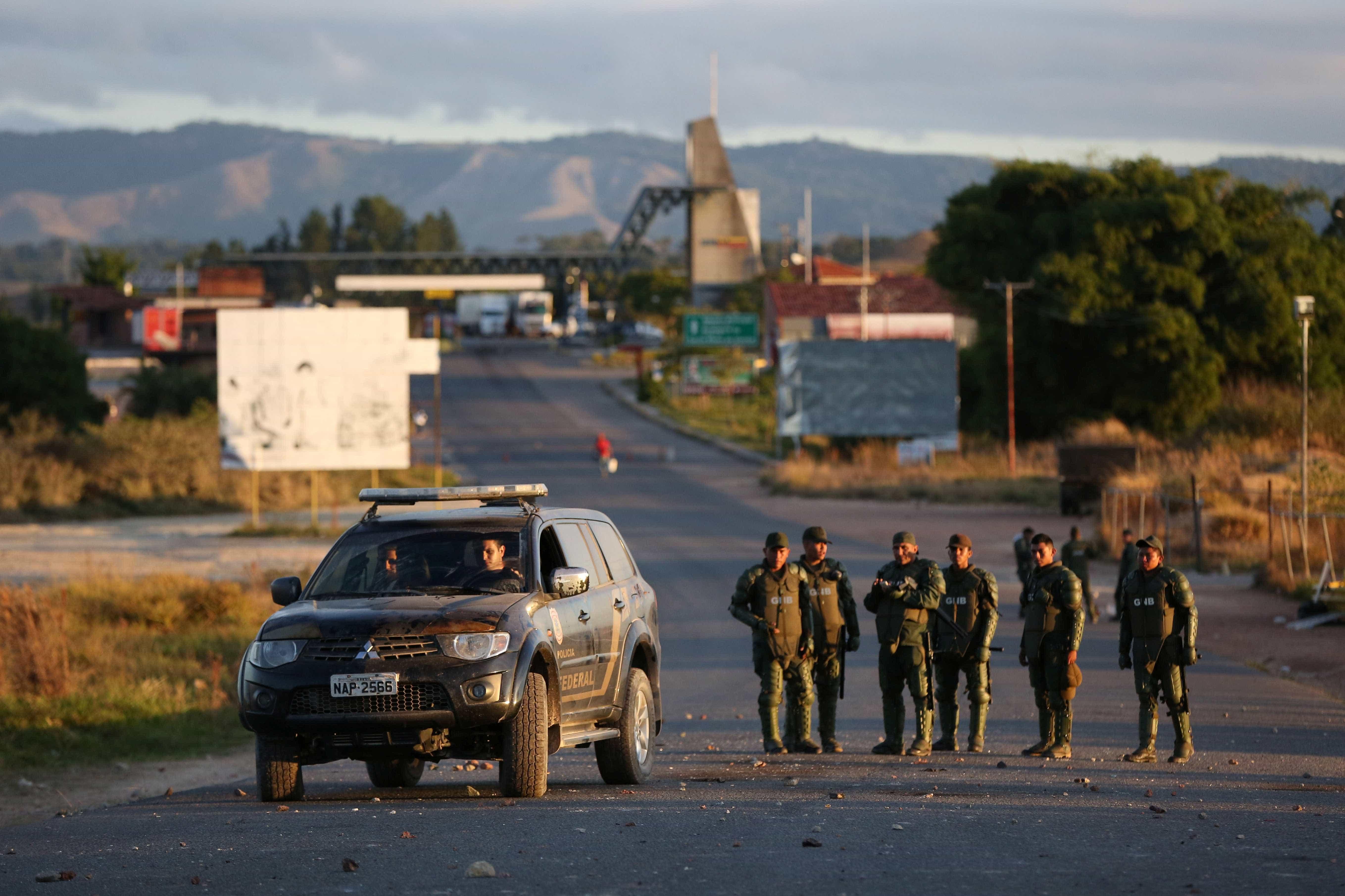 Avançam negociações para reabertura da fronteira com a Venezuela