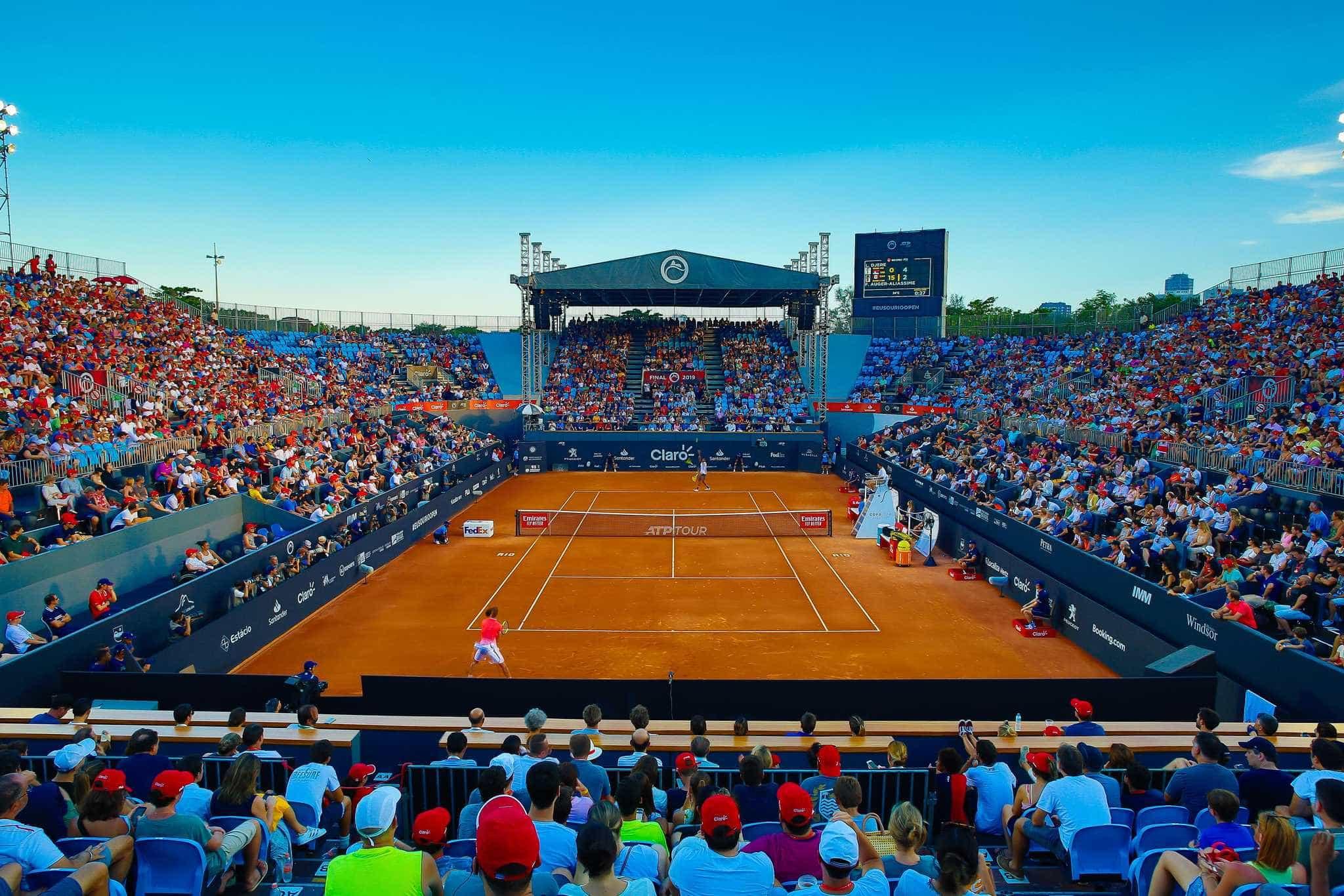 Rio Open: Sérvio Djere vence jovem canadense e fatura 1º título de ATP