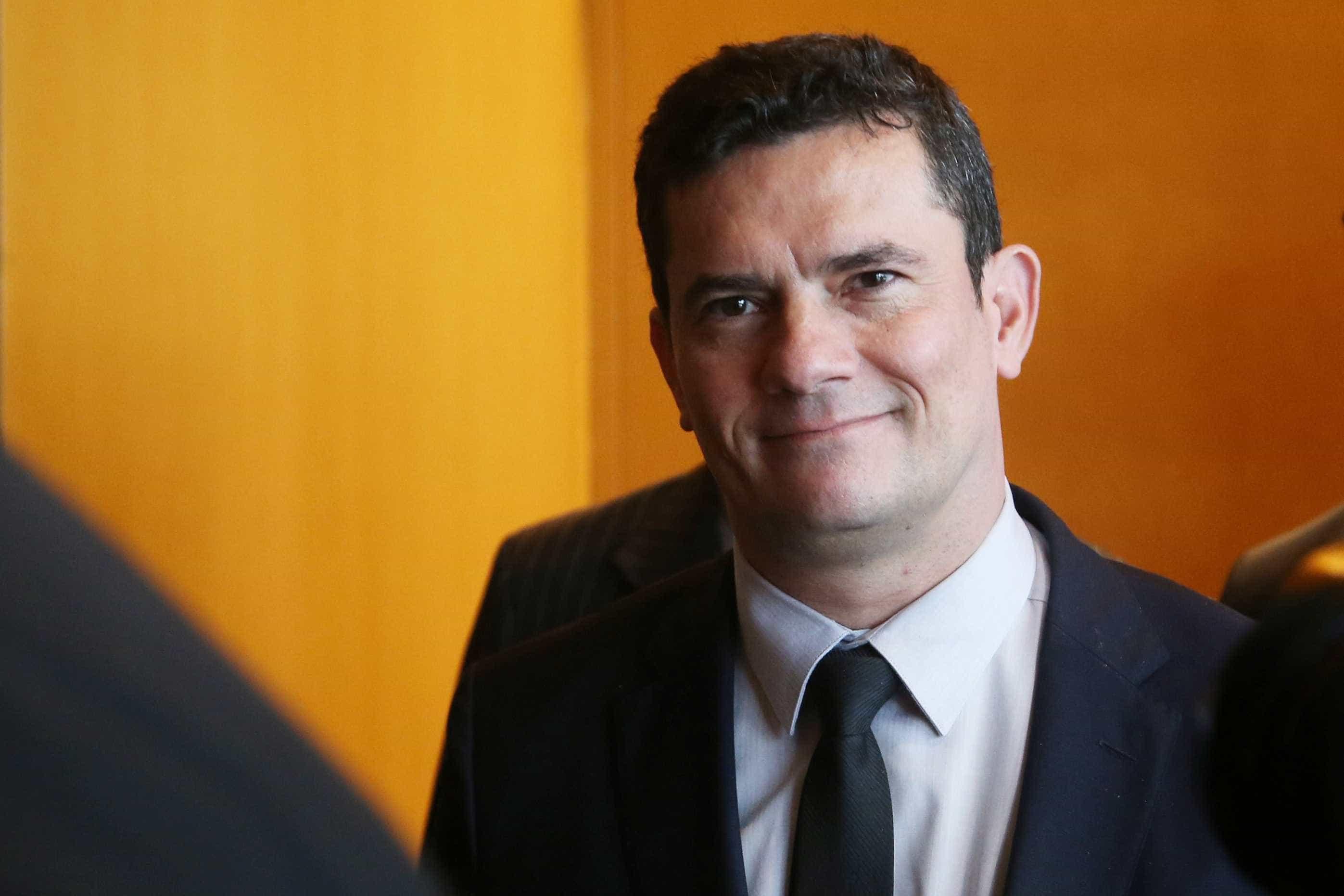 Sergio Moro diz que conflito com Rodrigo Maia é 'superável'