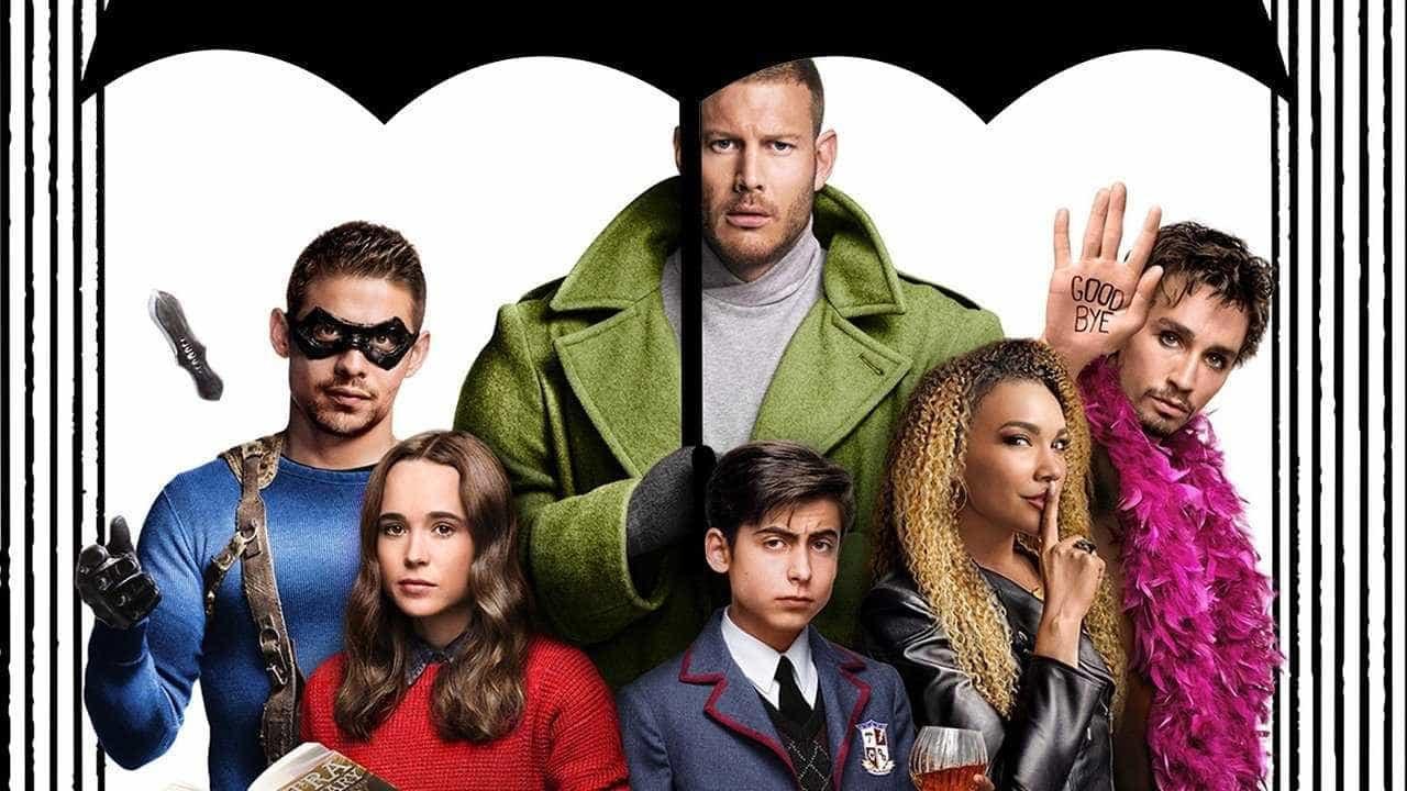 'Umbrella Academy', da Netflix, é renovada para segunda temporada