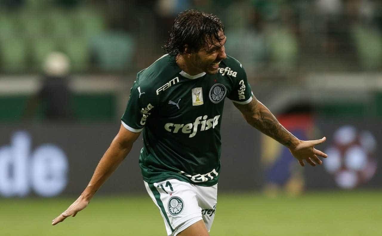 Ricardo Goulart não viaja e desfalca o Palmeiras na Libertadores