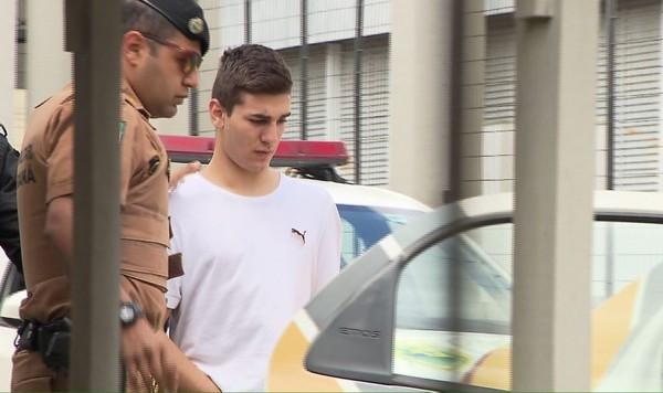 Investigado pela morte do jogador Daniel é preso após confusão
