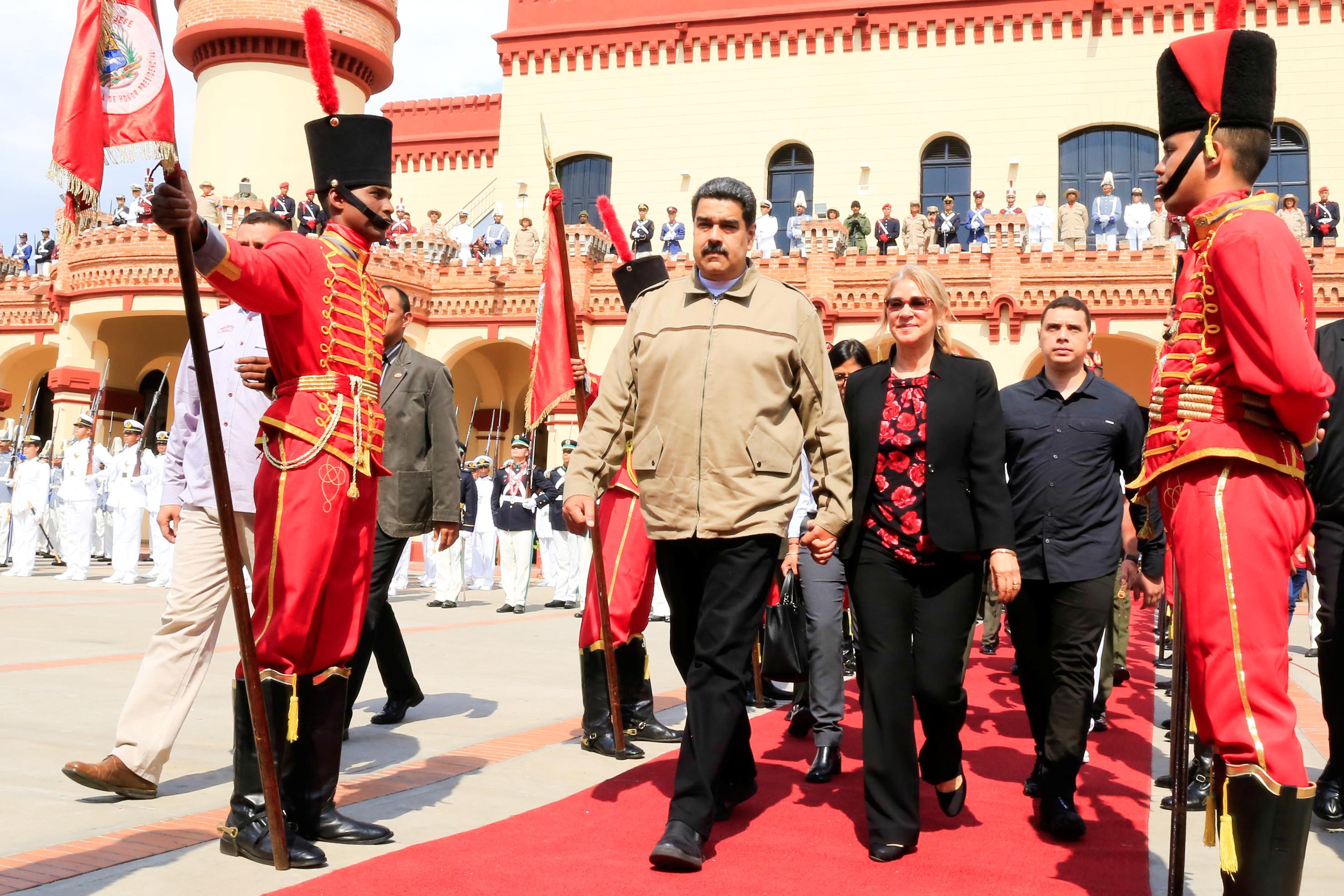 Maduro sobre Guaidó: 'Vamos derrotar a minoria, tenham certeza'