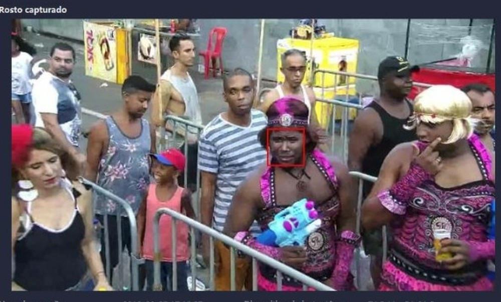 Suspeito de homicídio é preso após ser flagrado em Carnaval de Salvador
