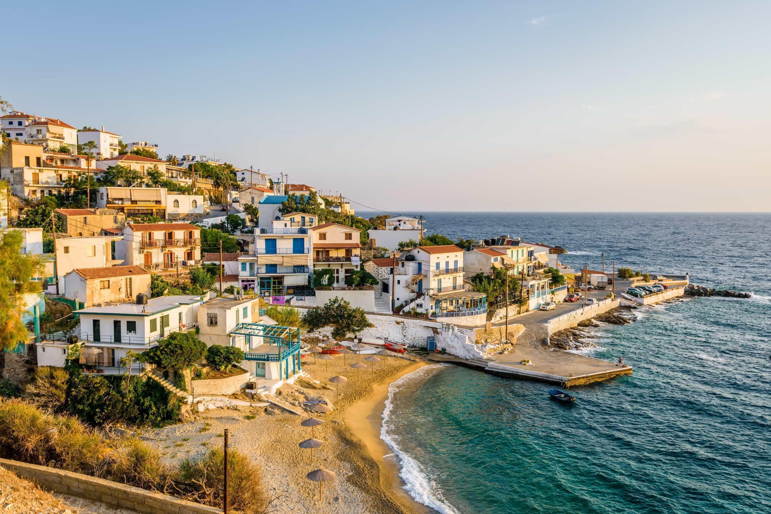 A fonte da juventude está nessa misteriosa ilha grega; conheça