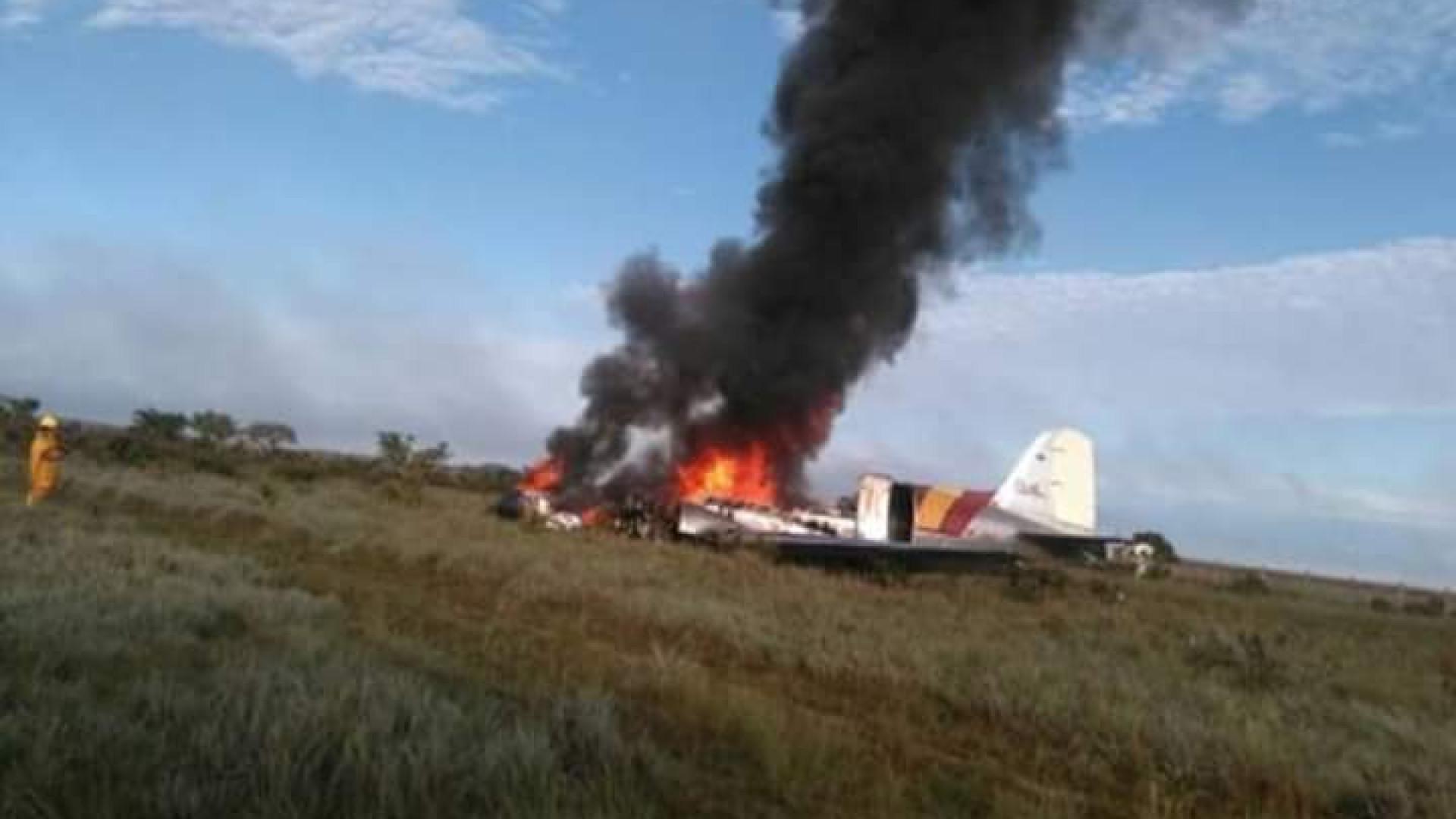 Acidente de avião na Colômbia deixa pelo menos 12 mortos