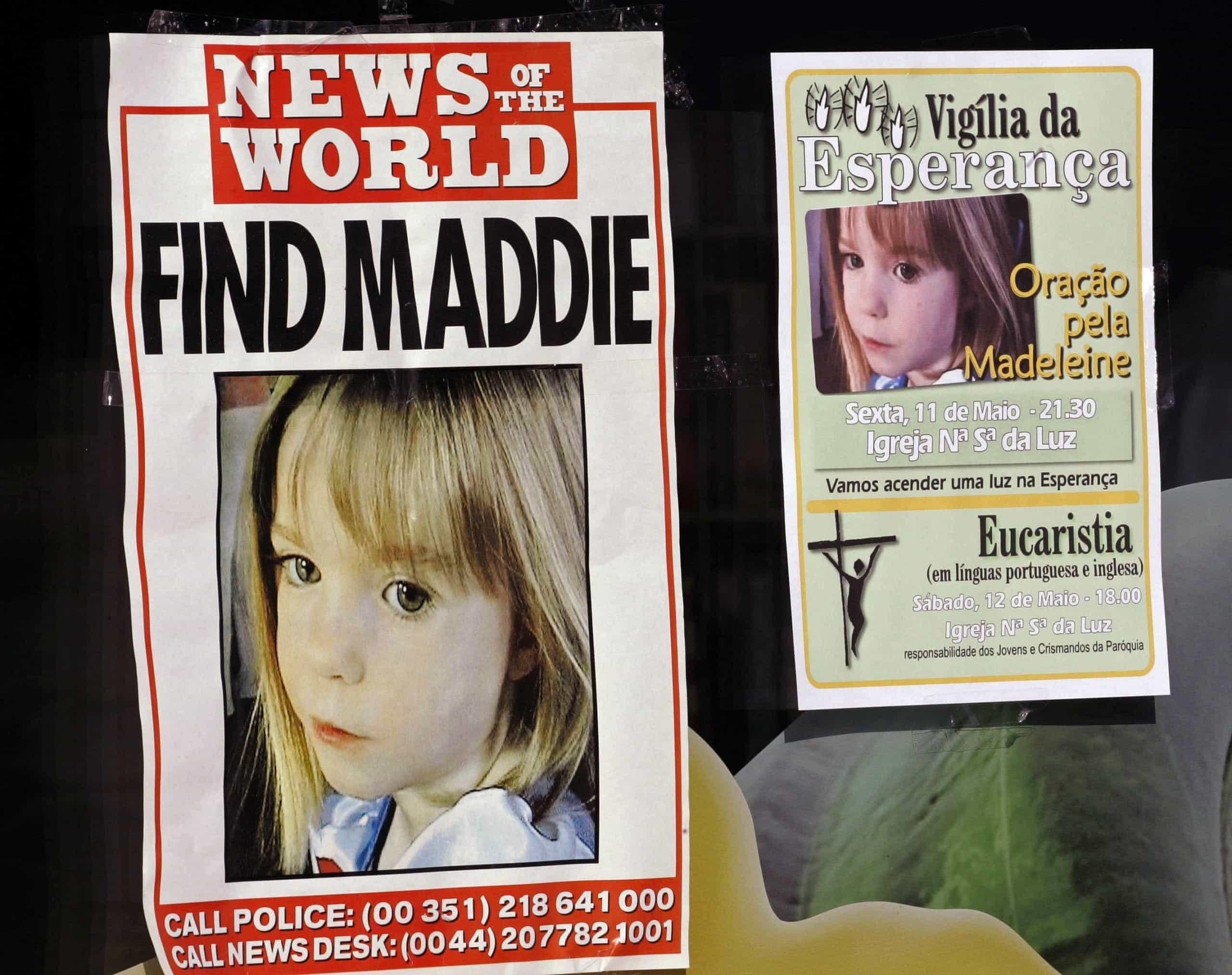 Caso Madeleine: a verdade por trás do documentário da Netflix