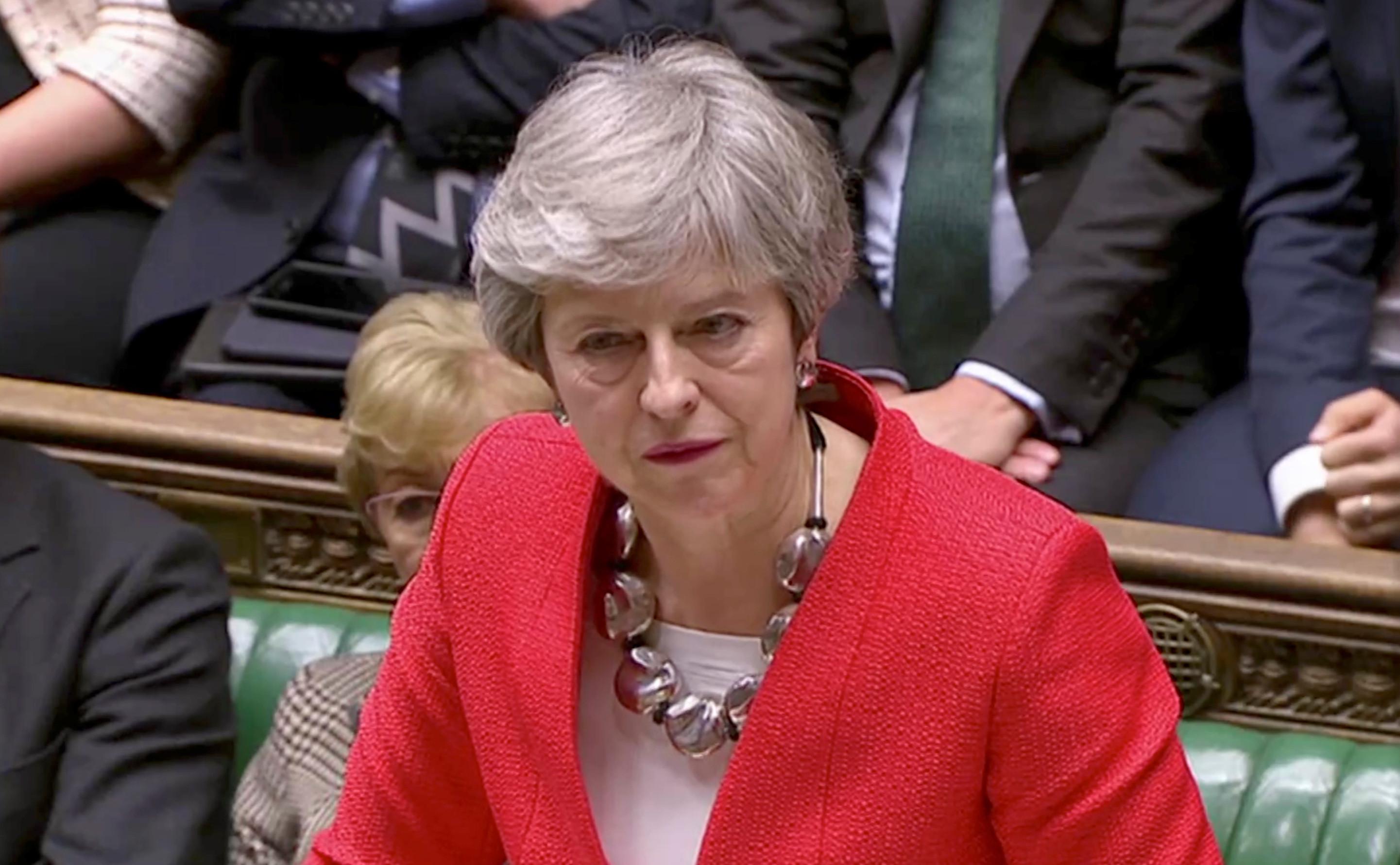 Parlamento do Reino Unido rejeita acordo do Brexit