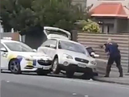 Nova Zelandia Ataque: Vídeo Mostra Momento Em Que Suspeito De Ataque Na Nova