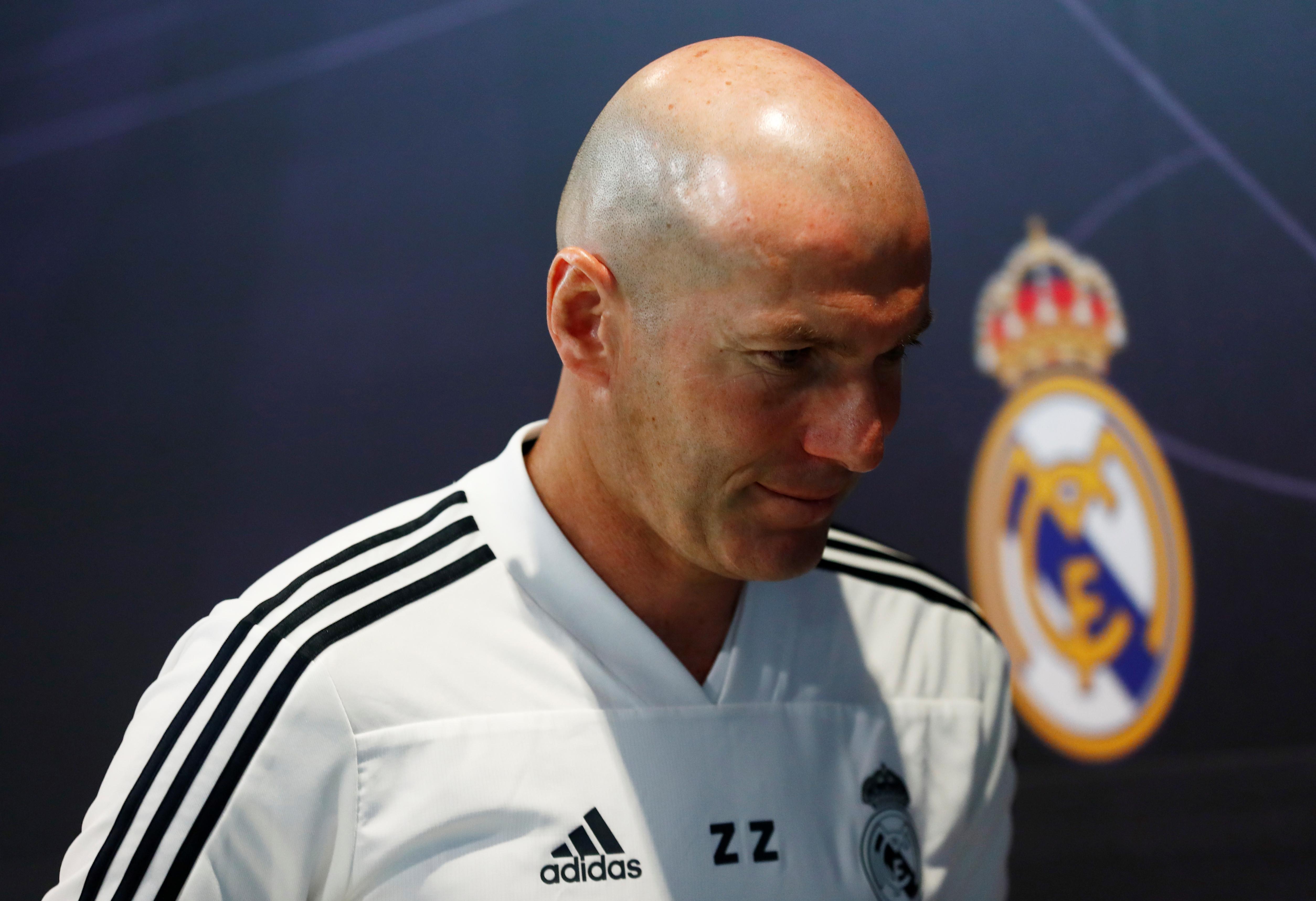 Empolgado por reestreia, Zidane vê Marcelo e Isco motivados