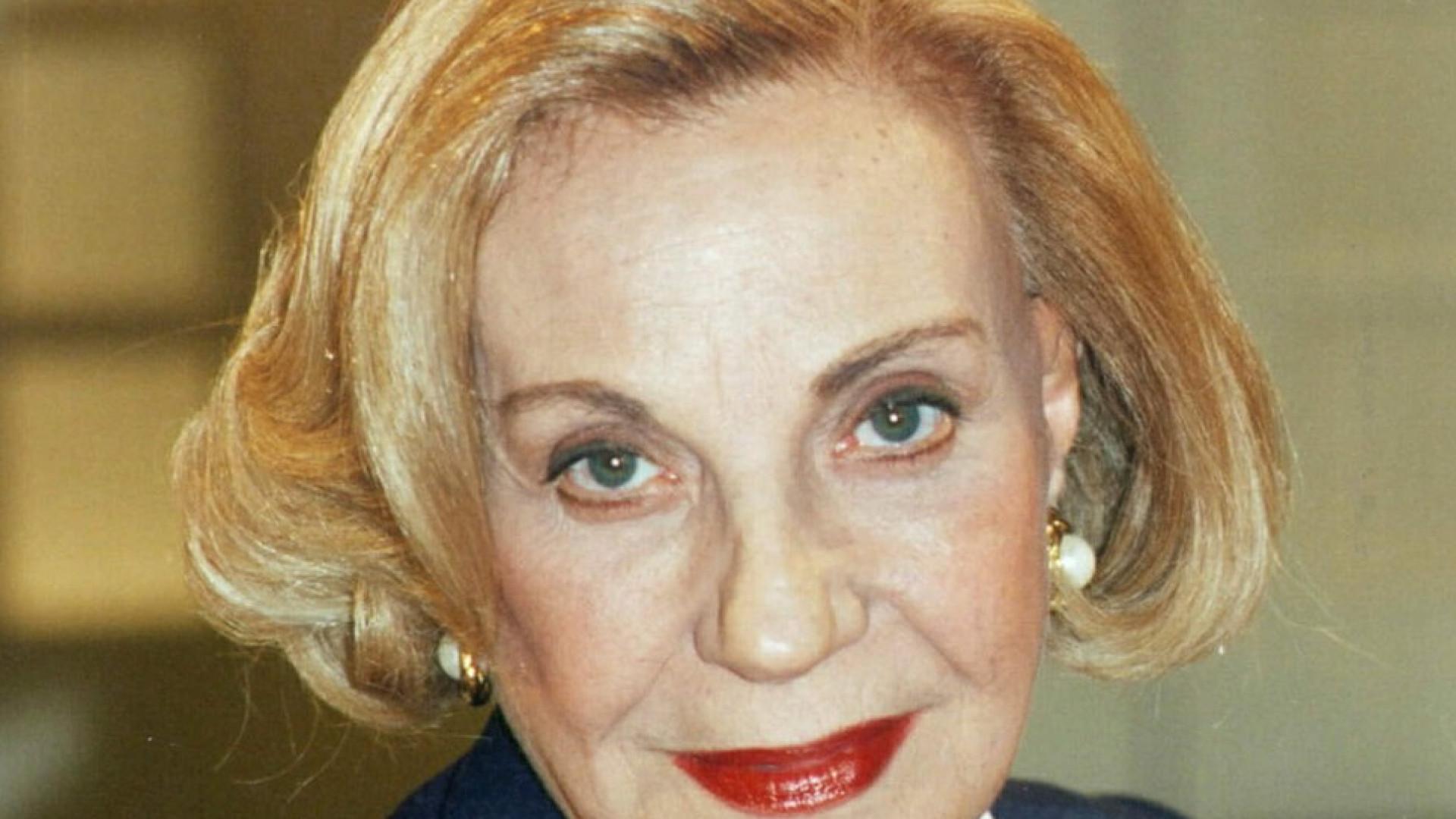 Atriz Márcia Real, de 'Bebê a bordo', morre aos 88 anos