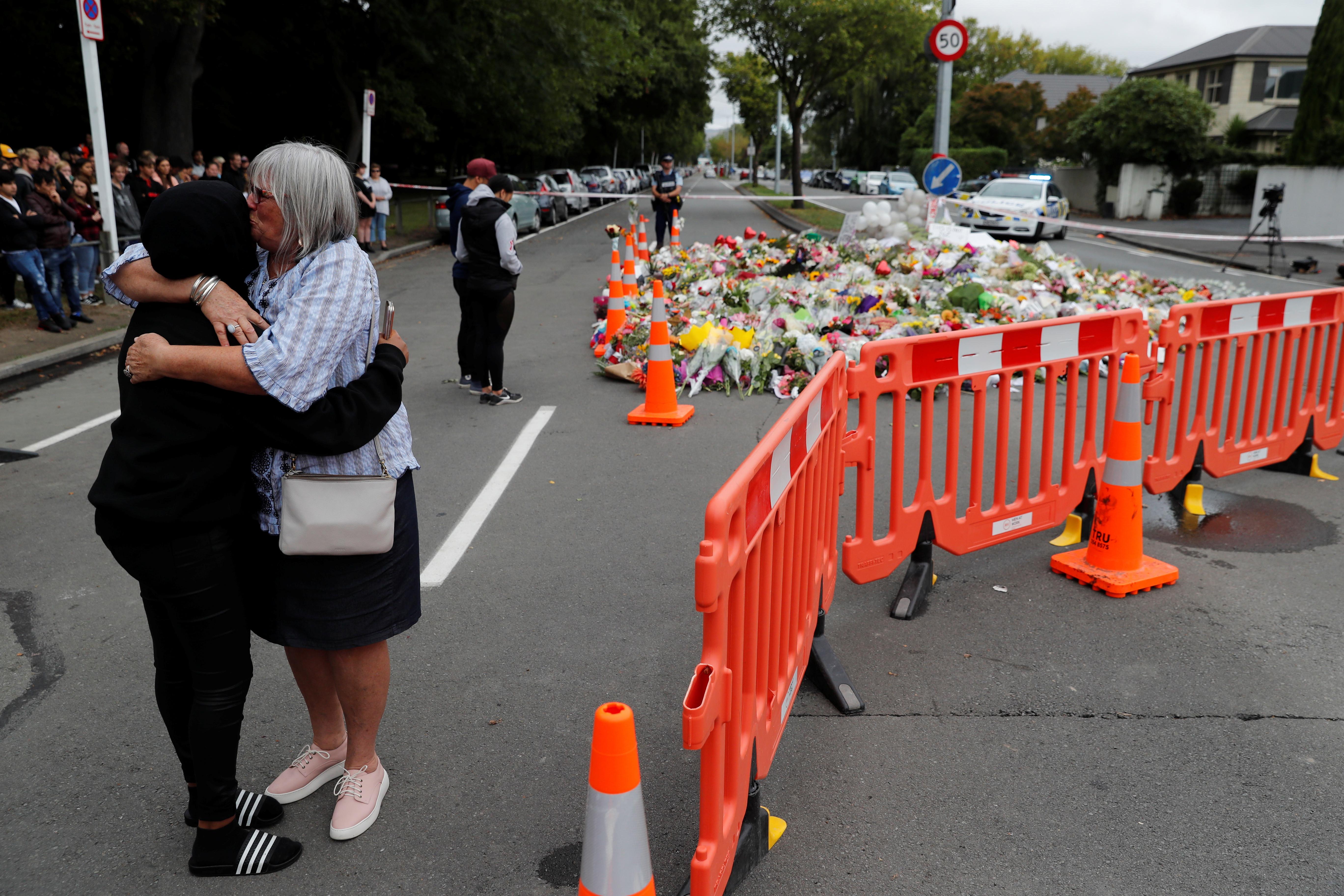 Facebook excluiu 1,5 milhão de vídeos de ataque na Nova Zelândia