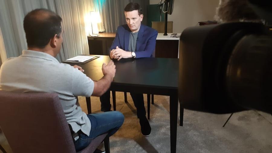Cabrini entrevista testemunha-chave do caso Marielle Franco