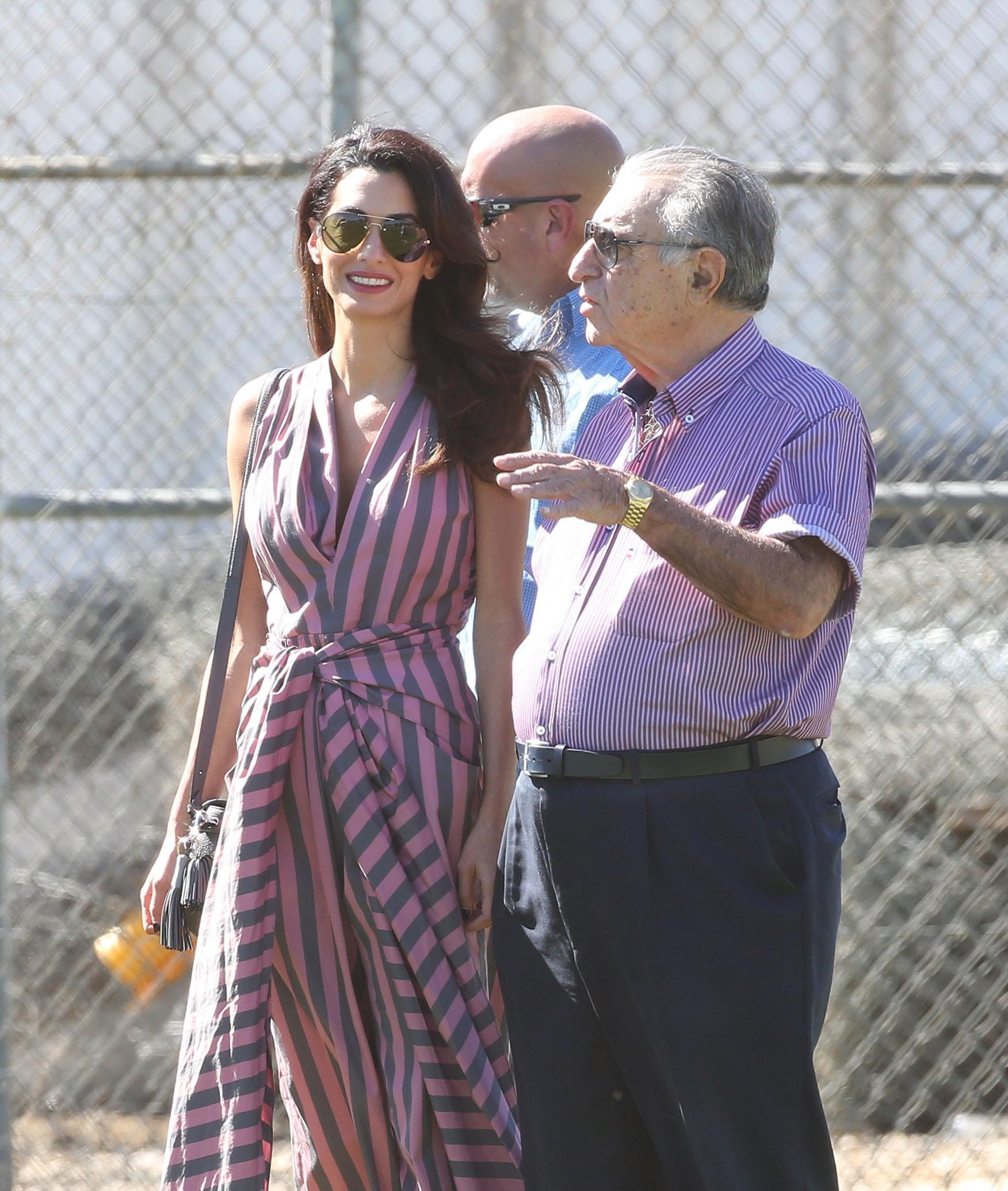 Inspire-se com os melhores looks de Amal Clooney