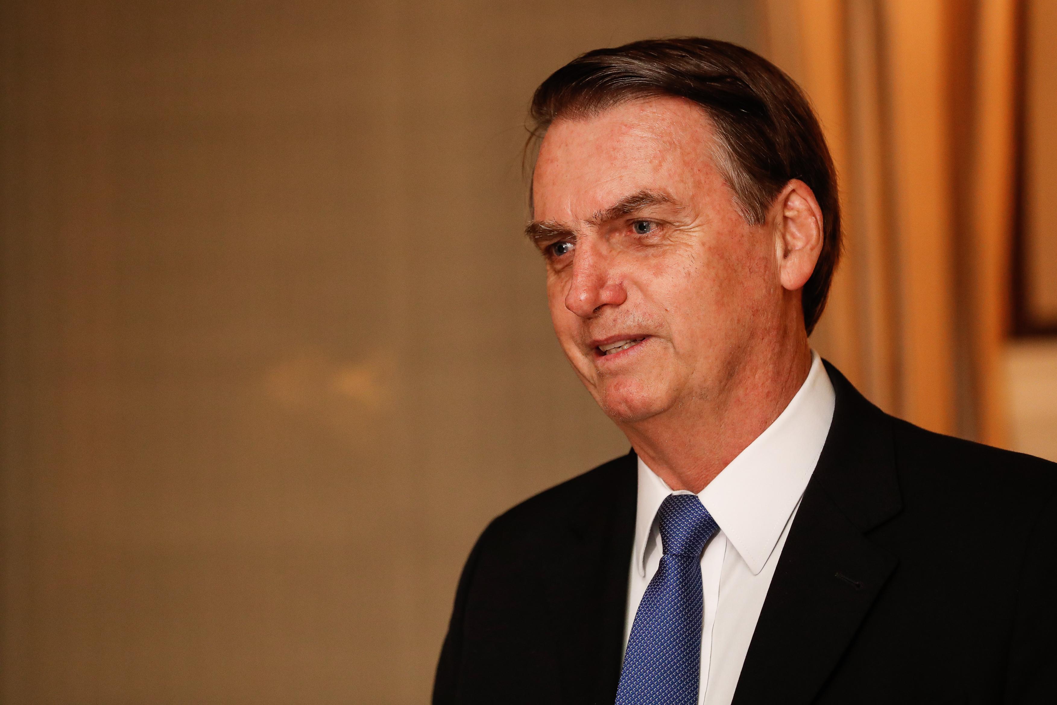 'Sempre sonhei em libertar o Brasil da ideologia nefasta de esquerda'