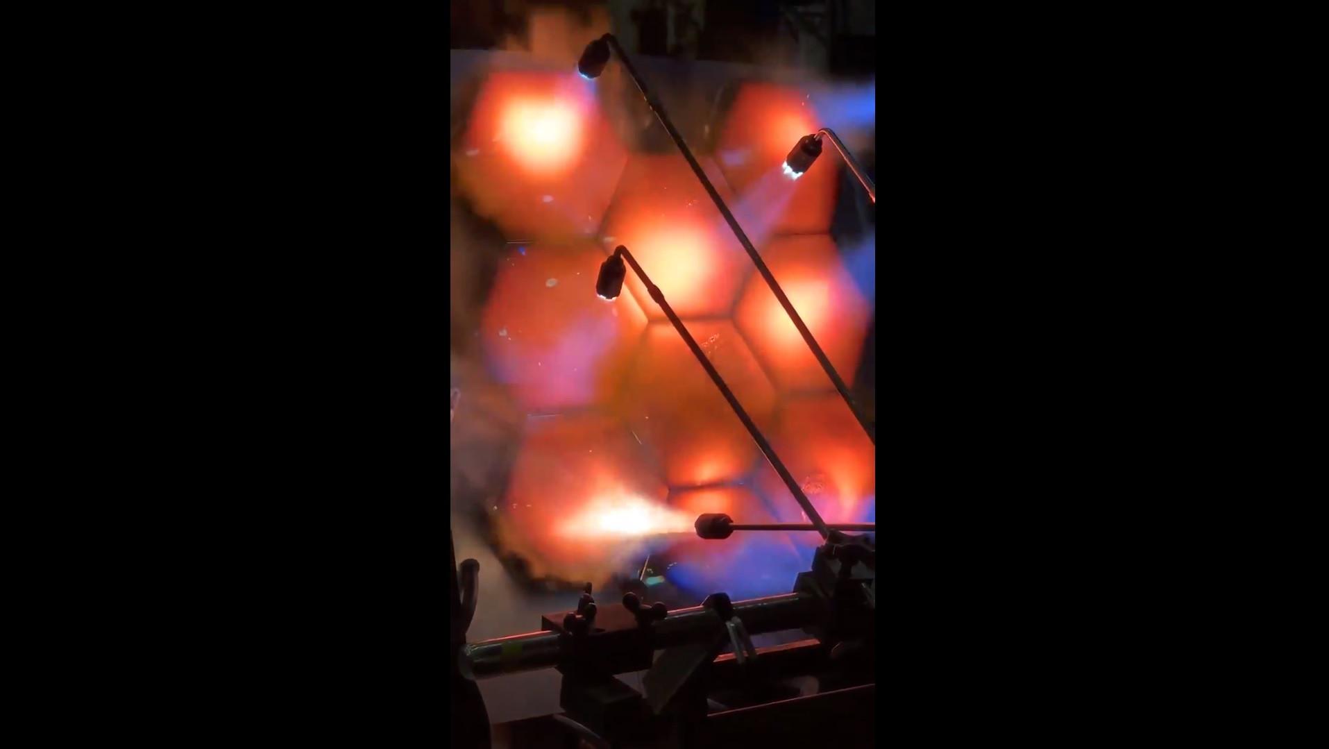 Vídeo de Elon Musk mostra teste extremo em nave da SpaceX