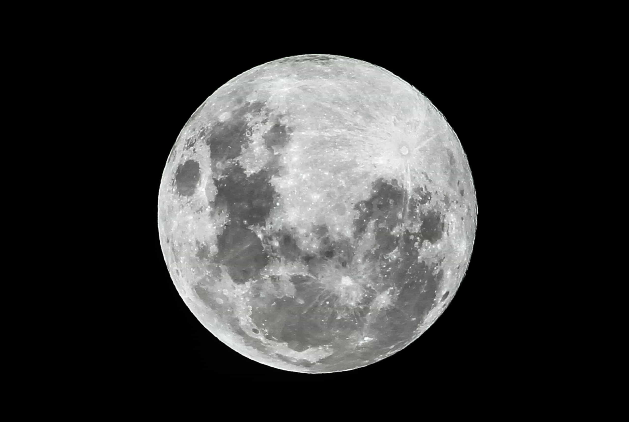 O que seria da Terra se não existisse a Lua?