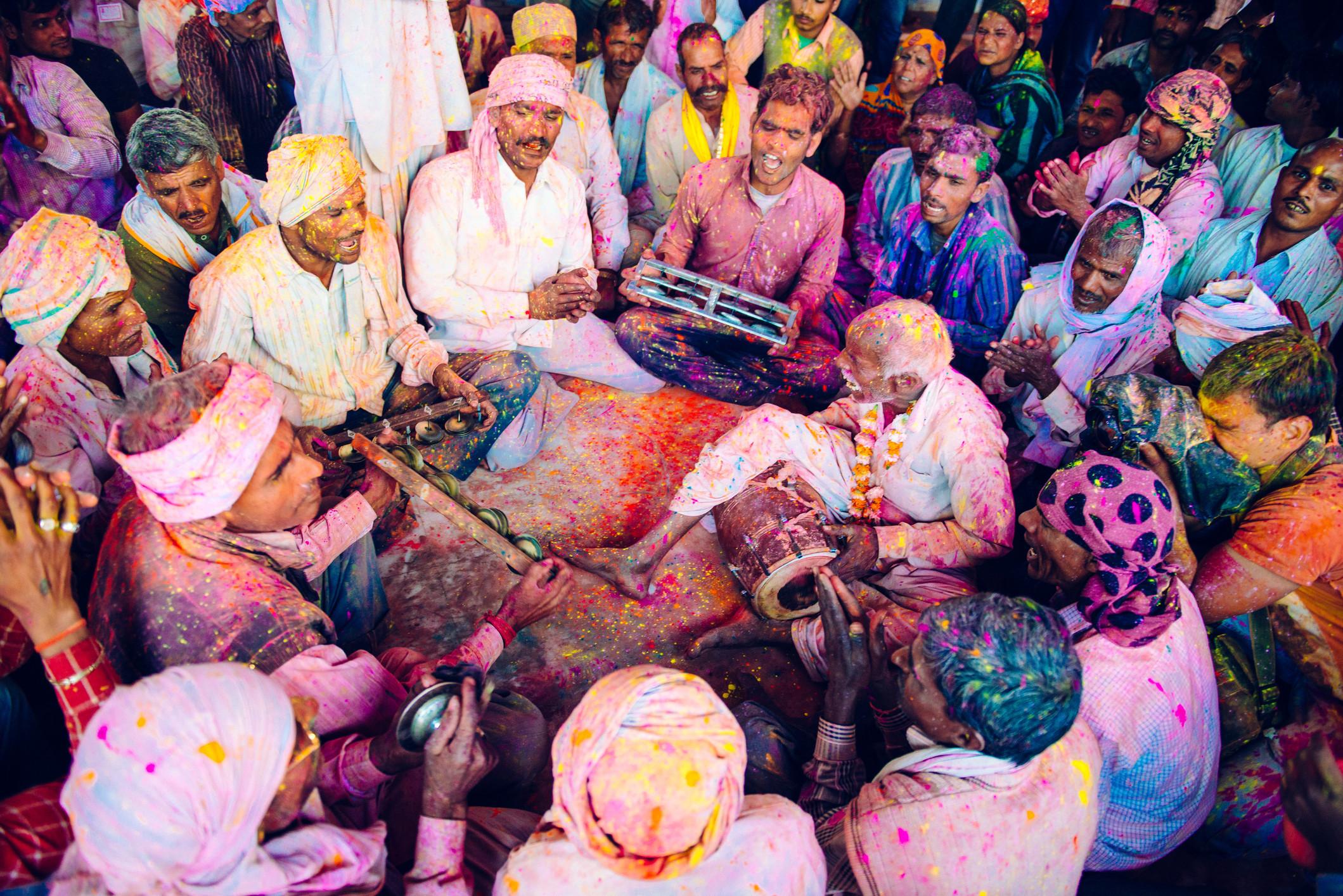 Holi: do que se trata o alegre festival das cores?