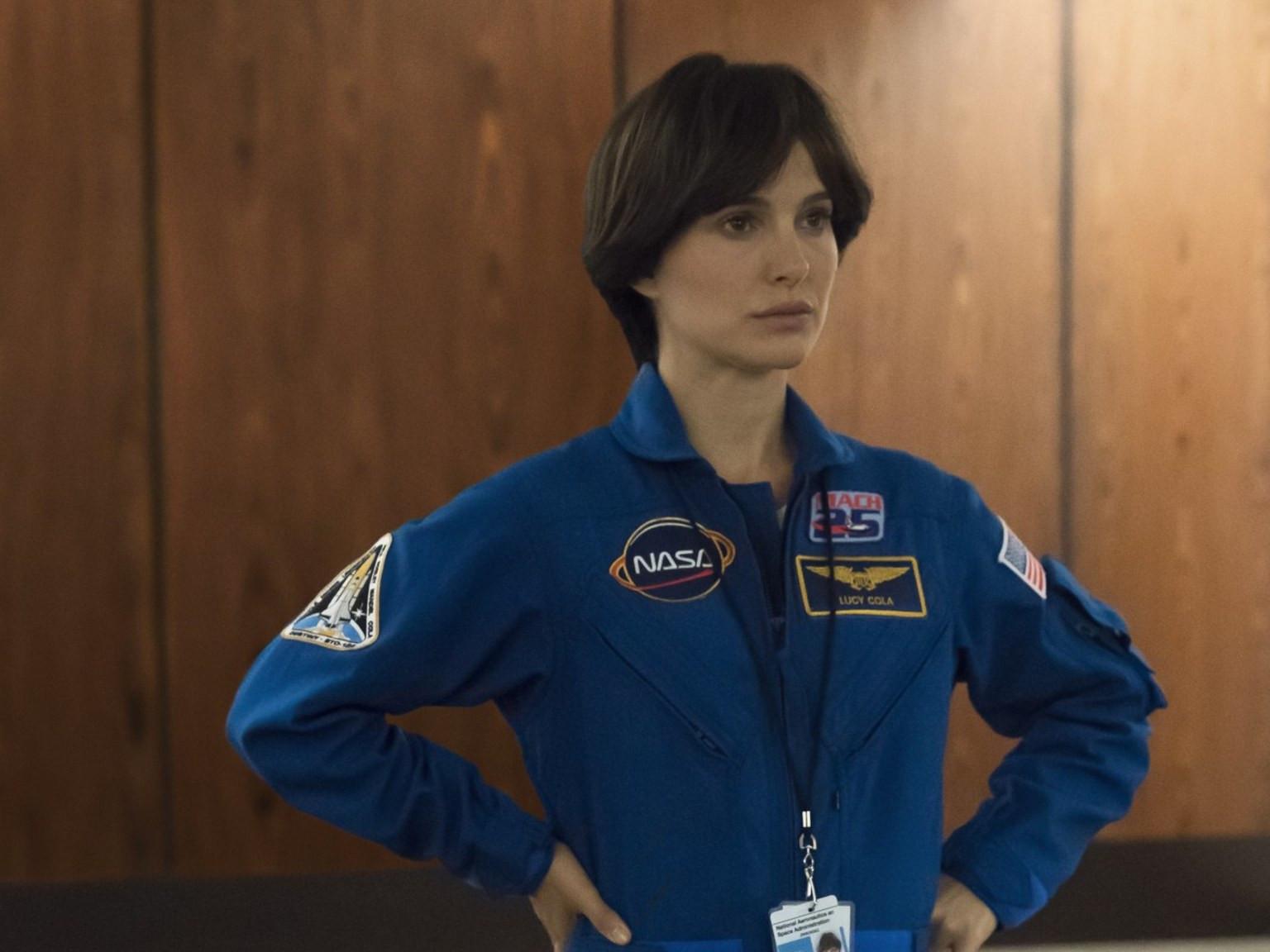 Portman é astronauta com problemas psicológicos em 'Lucy in the Sky'