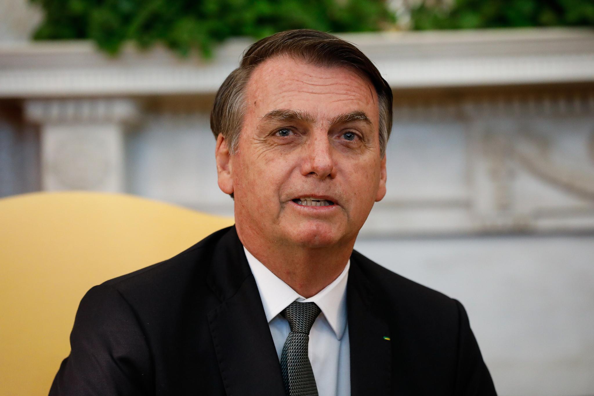 Diplomacia até as últimas consequências, diz Bolsonaro sobre Venezuela