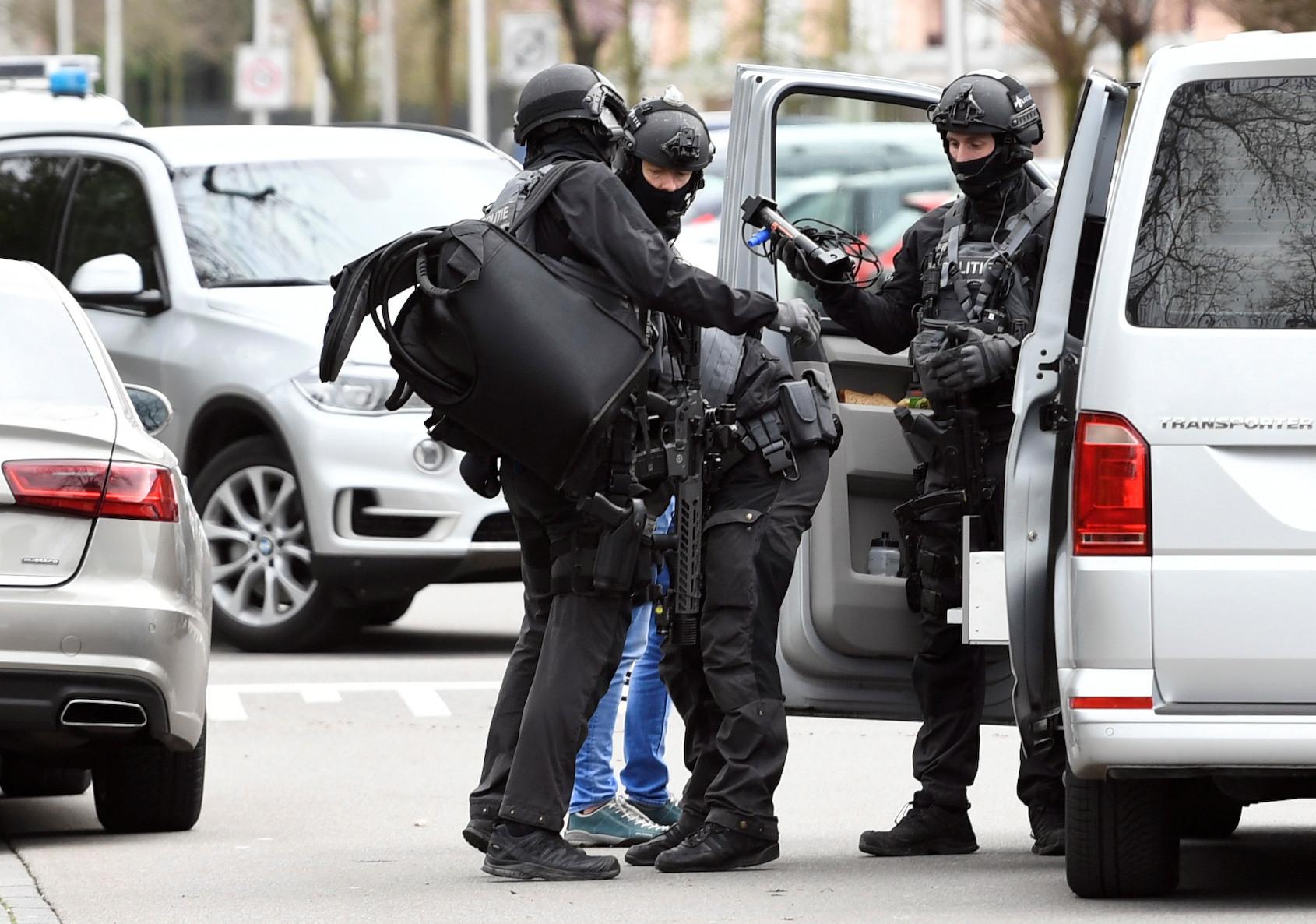 Suspeito de ataque na Holanda será indiciado por terrorismo