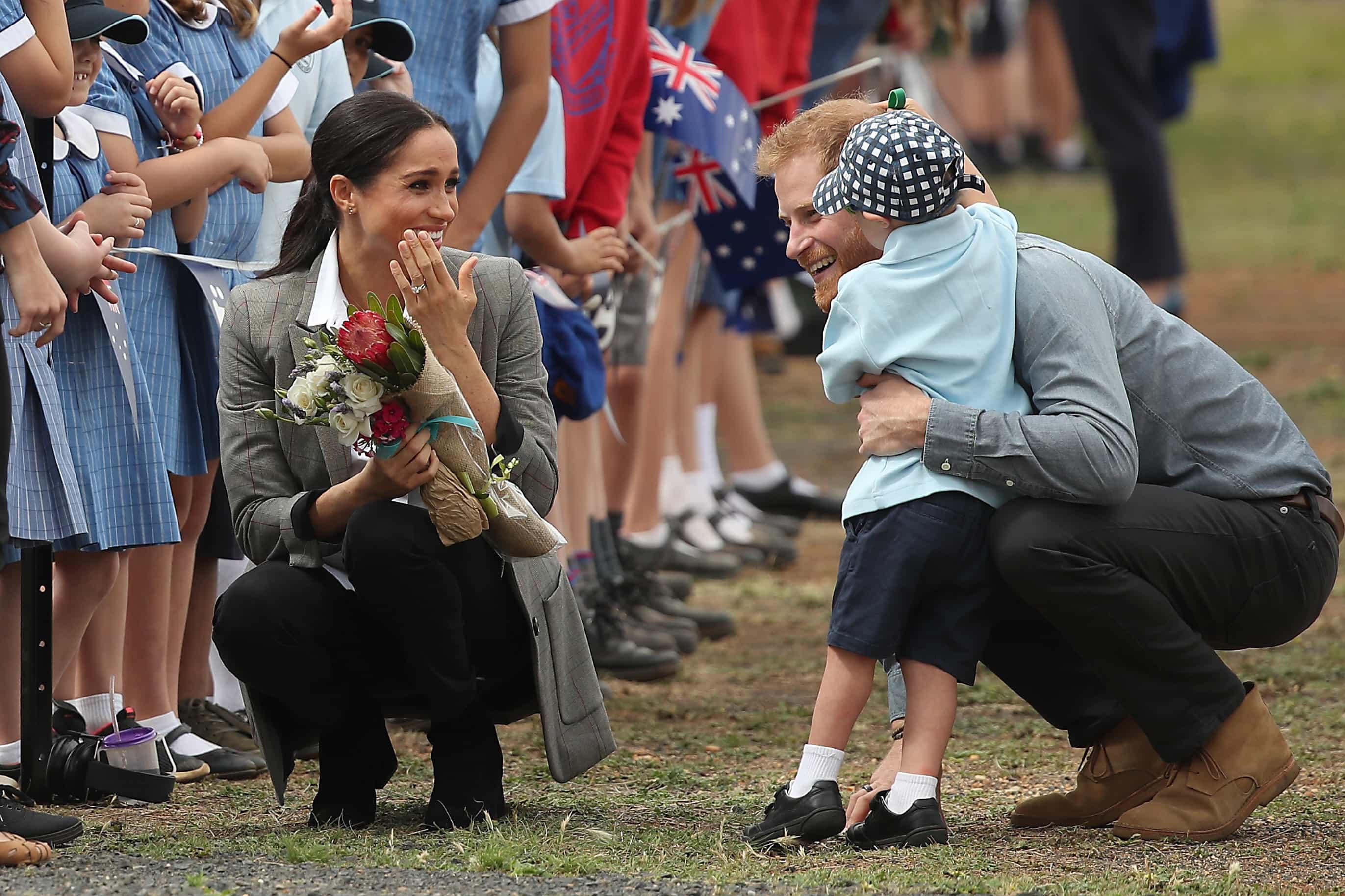 As qualidades que fazem do Príncipe Harry um pai incrível