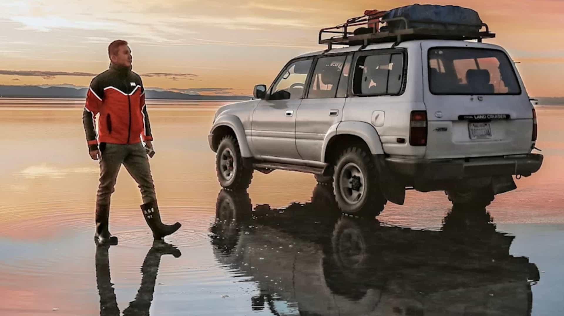 Já ouviu falar no maior deserto de sal do mundo?