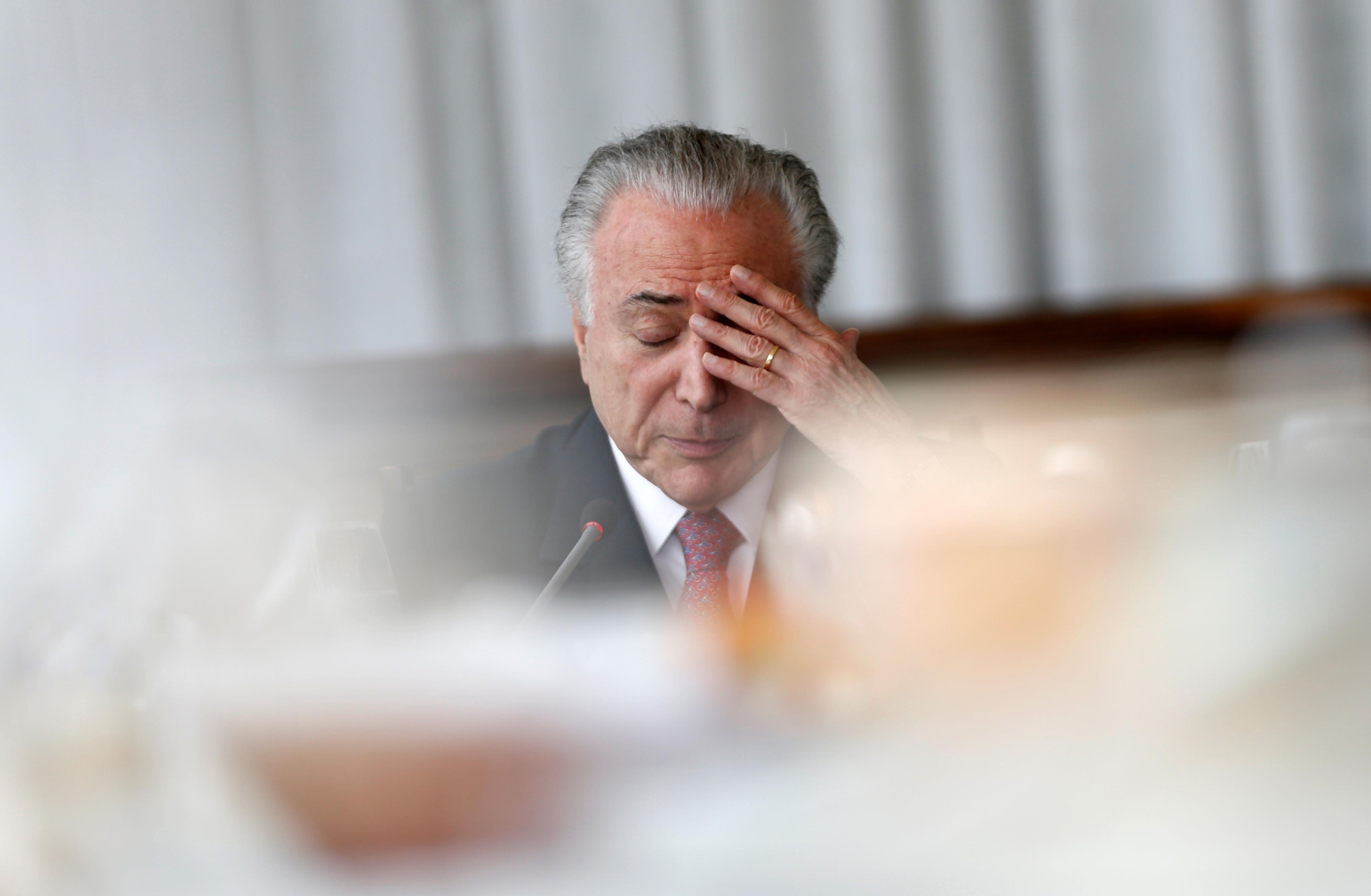 Vizinho de Temer é apontado como 'caixa-forte' do ex-presidente