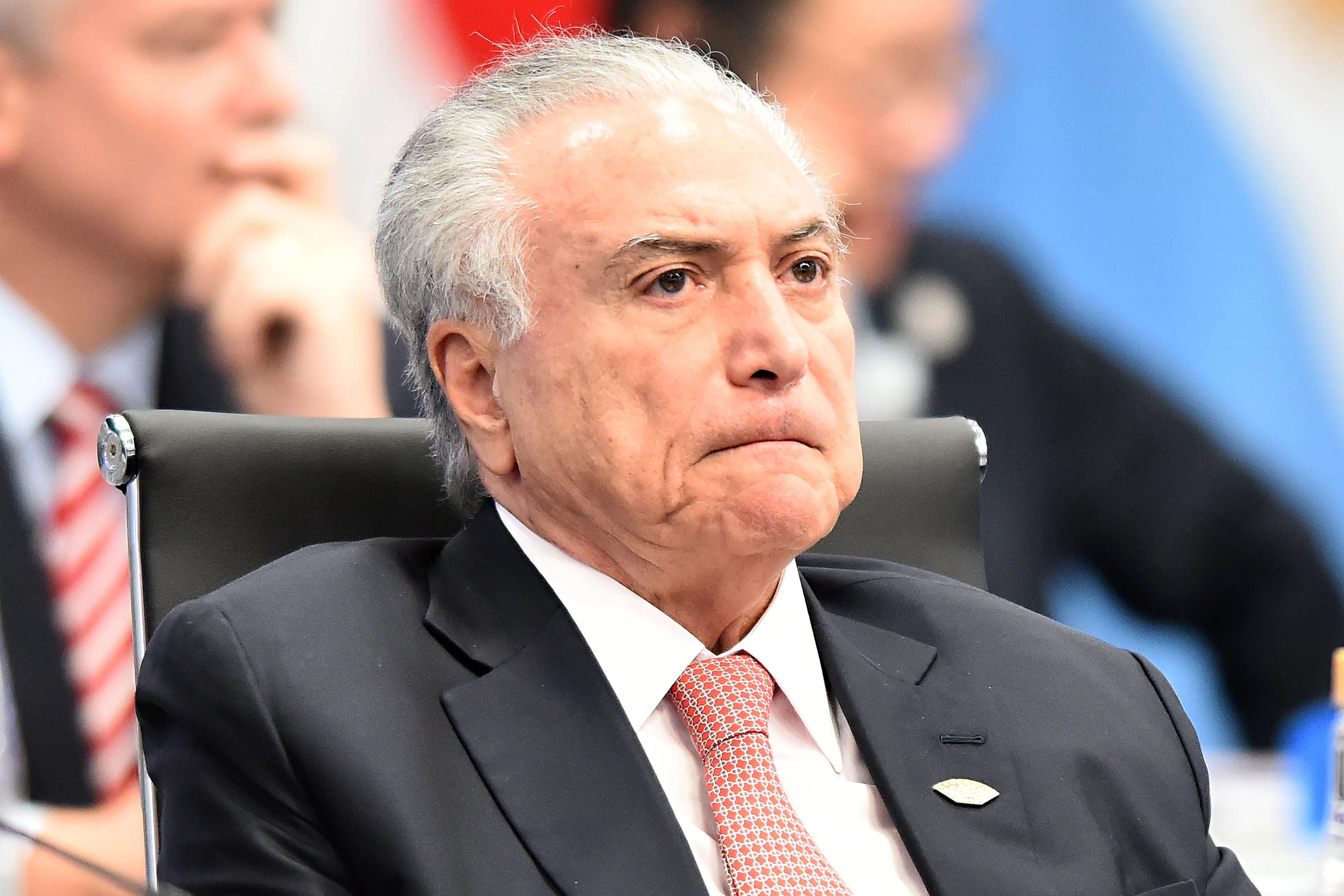 Prisão de Temer é positiva para a imagem do Brasil, avaliam empresários