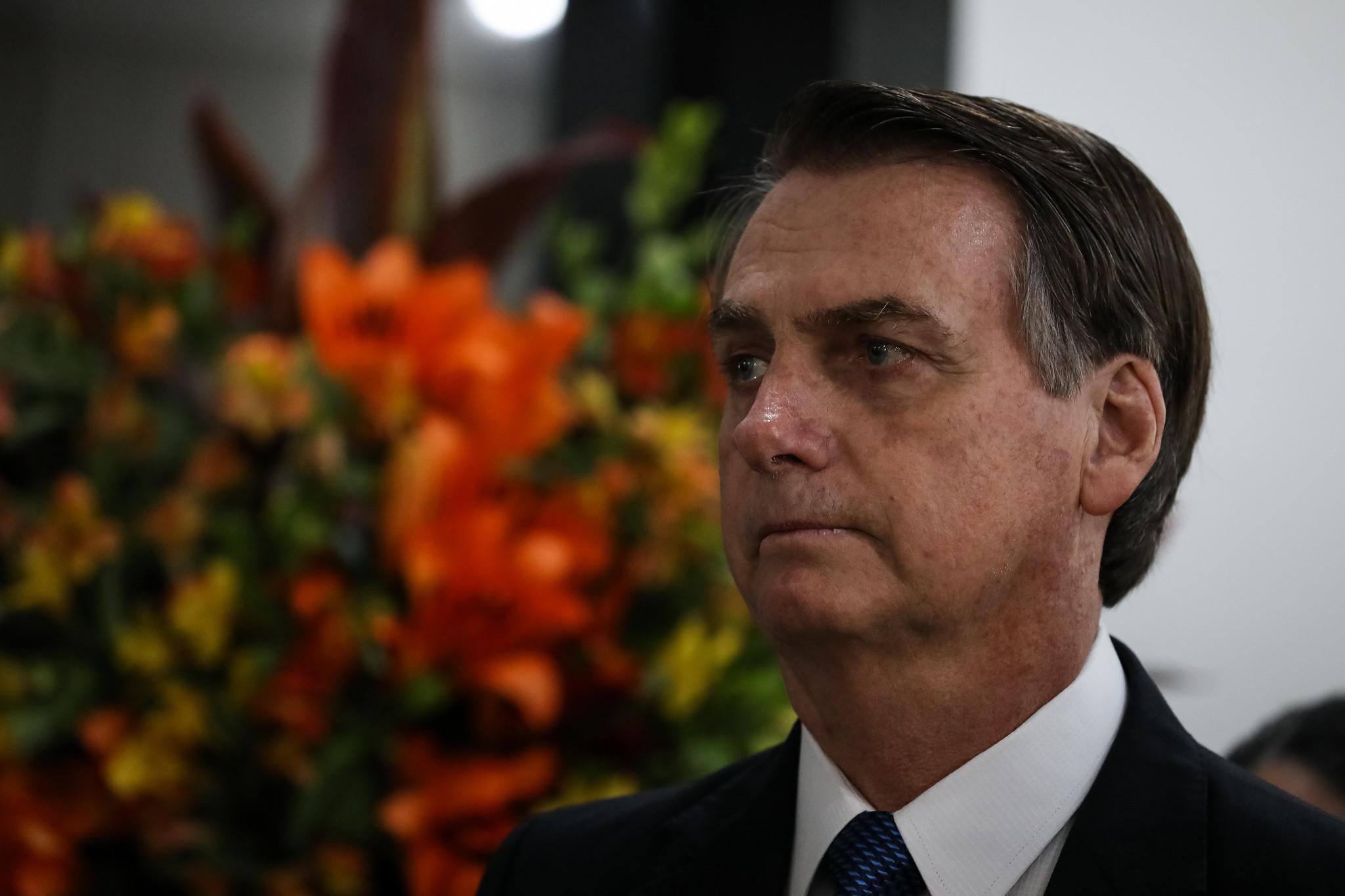 'Justiça nasceu para todos', diz Bolsonaro sobre prisão de Temer