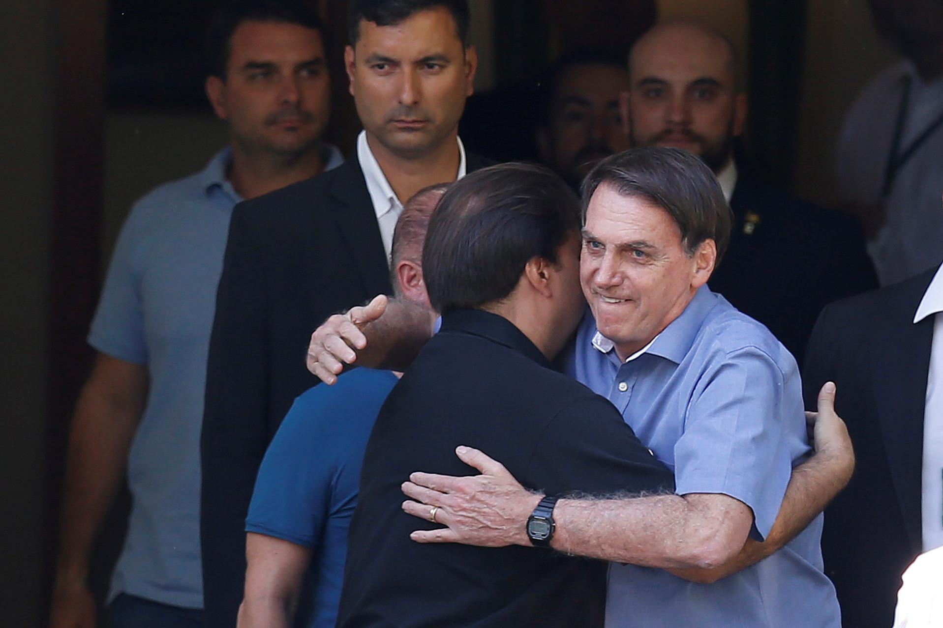 'Não dei motivo', diz Bolsonaro sobre saída de Maia da articulação