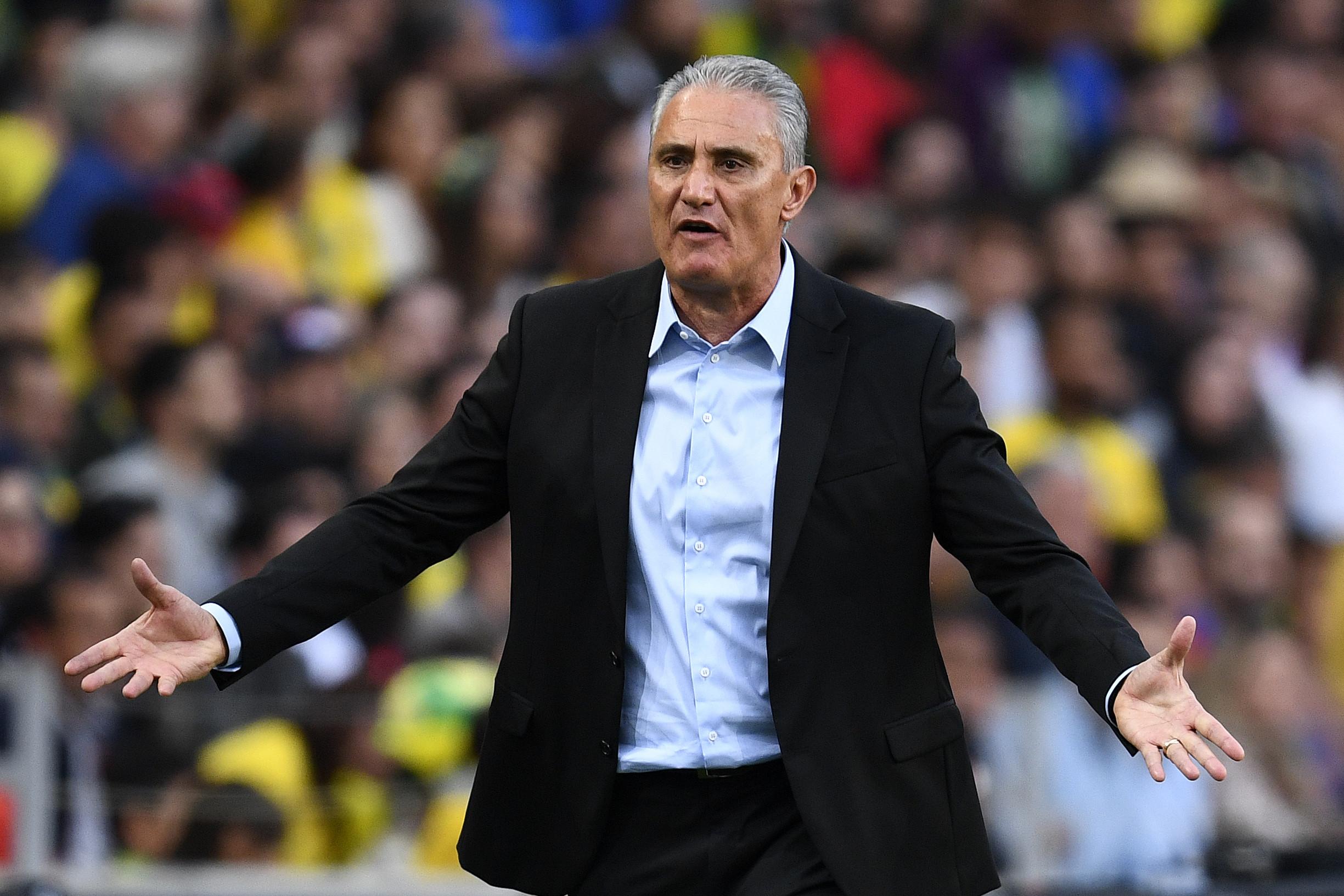 Tite admite resultado ruim e vê '1º tempo abaixo' contra Panamá