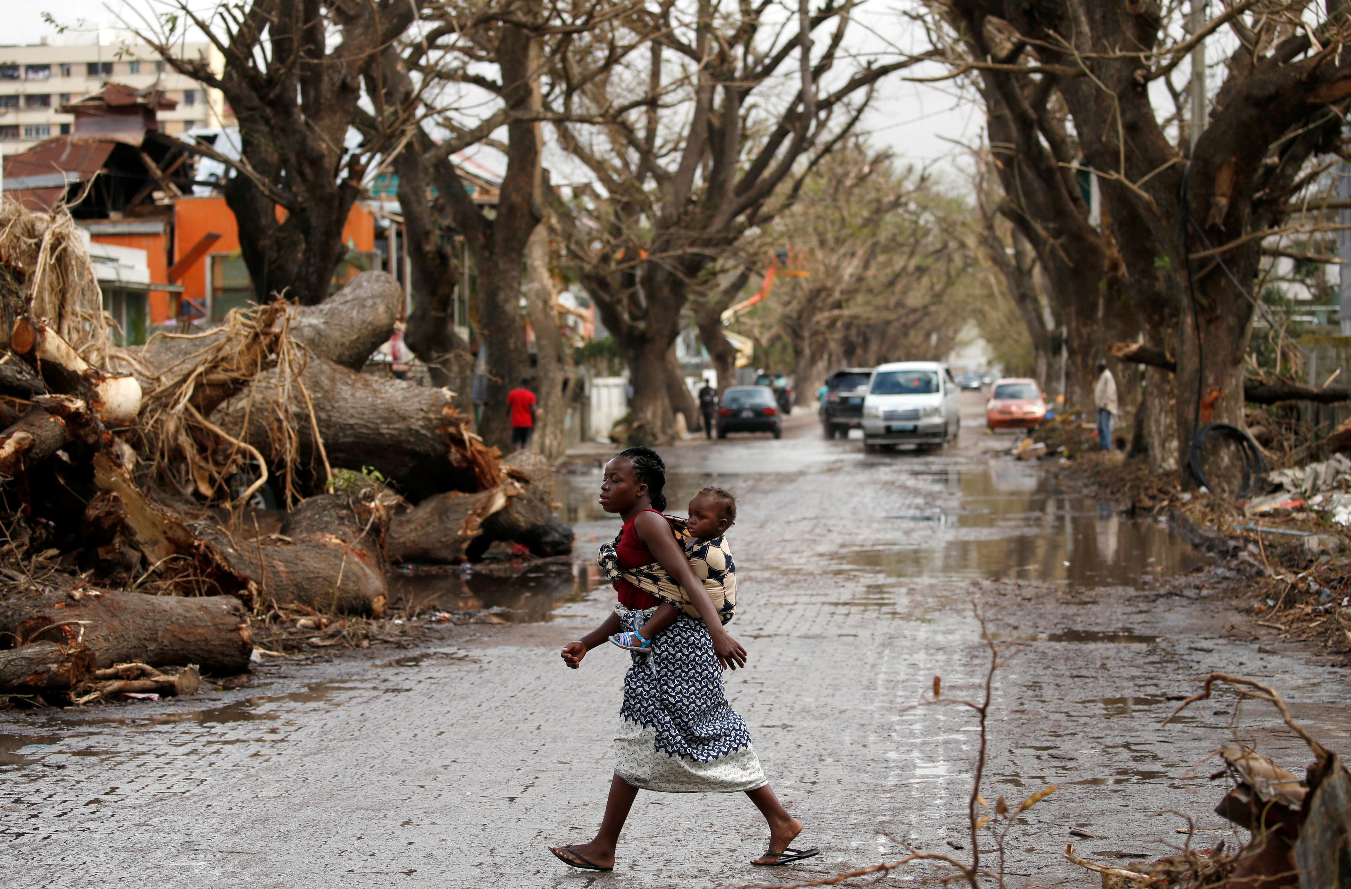 Saiba como ajudar sobreviventes de Moçambique; ciclone deixa 700 mortos