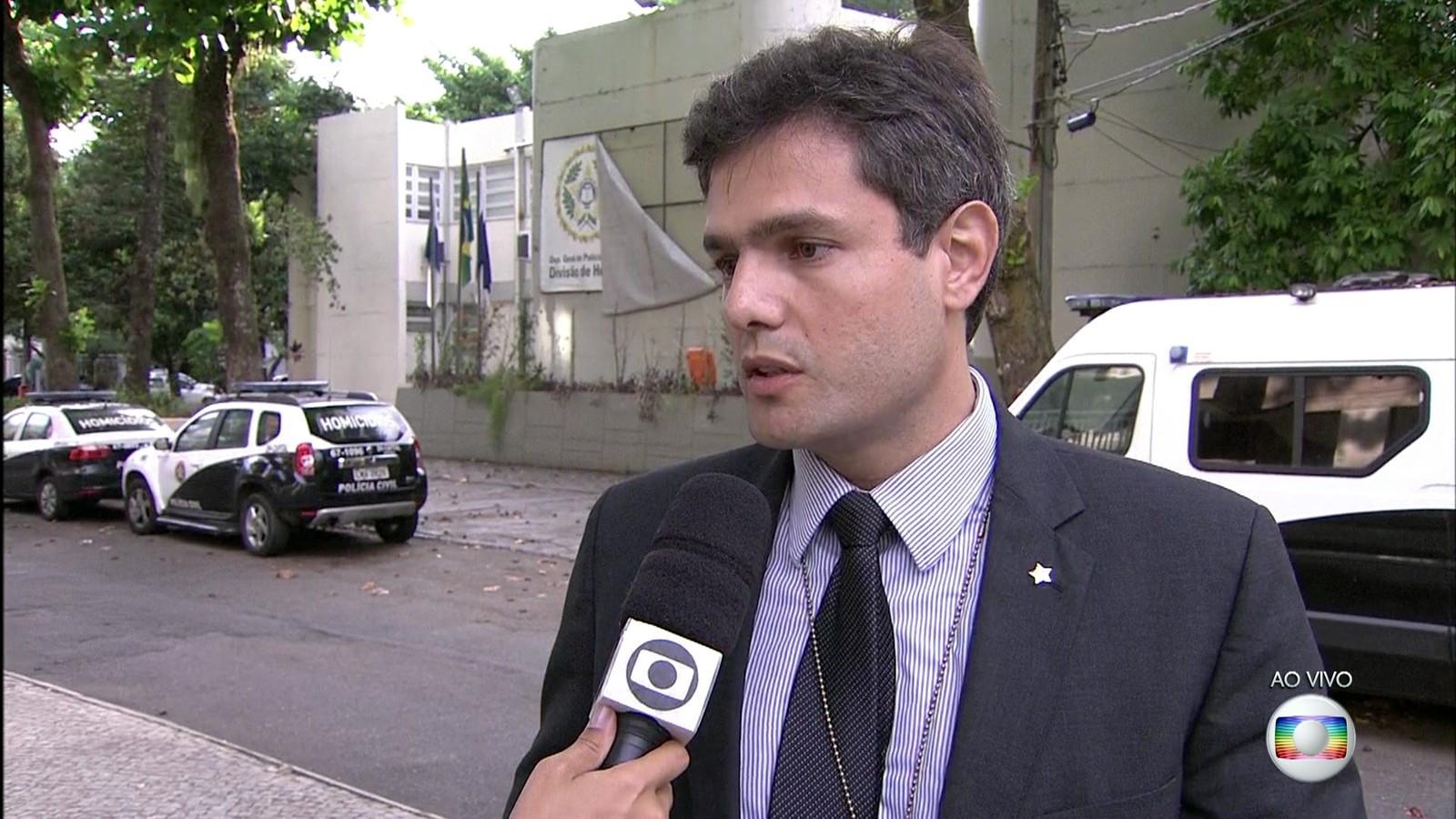 Novo delegado assume investigação do caso Marielle