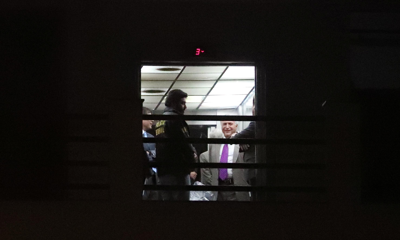 Temer deixa a prisão após decisão de desembargador