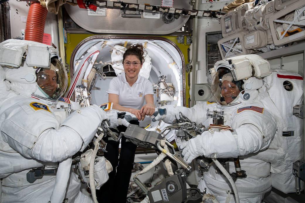 Nasa explica cancelamento da primeira missão espacial 100% feminina