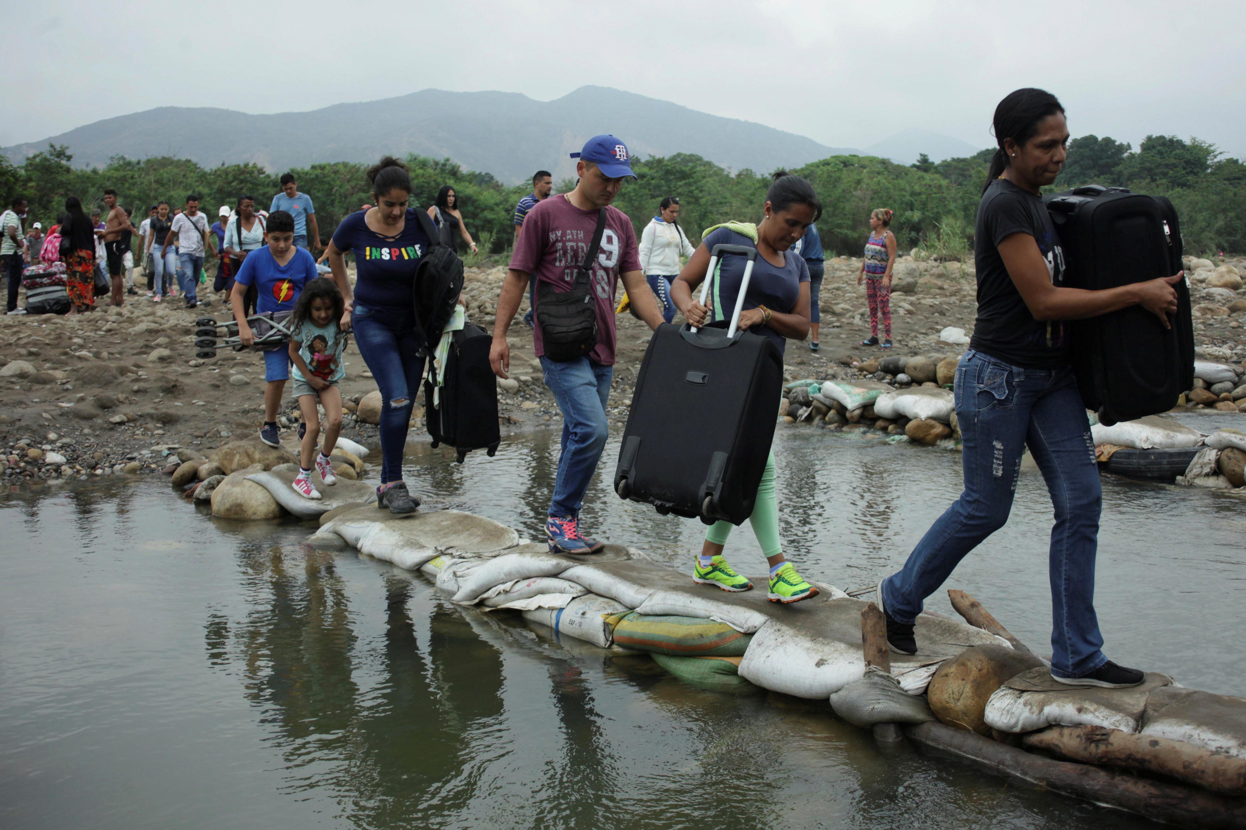 Venezuelanos levarão mais de dois anos para voltar, diz Acnur
