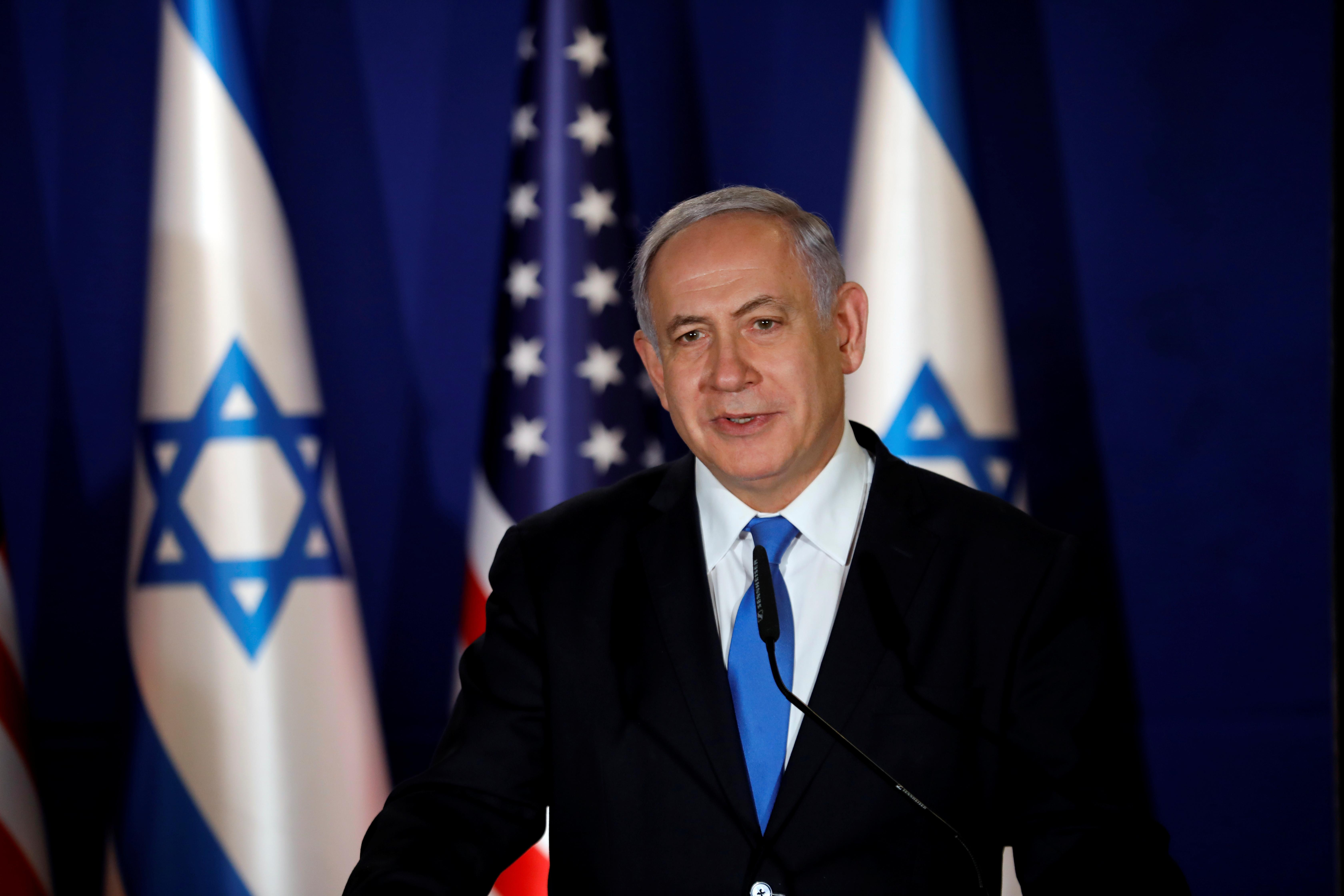 Netanyahu adverte que Israel pode endurecer ações na Faixa de Gaza