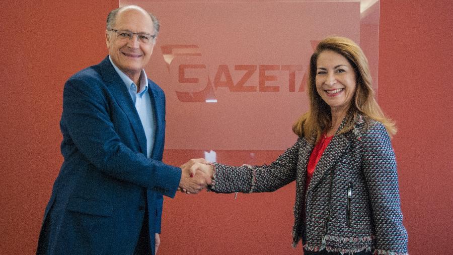 TV Gazeta contrata Geraldo Alckmin para programa do Ronnie Von