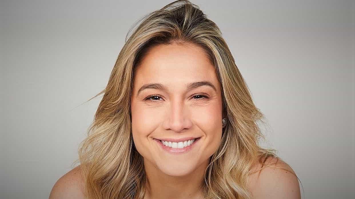 Programa de Fernanda Gentil é adiado na Globo