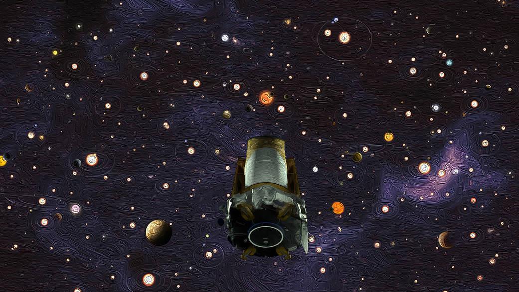 Estudante descobre dois exoplanetas com ajuda de IA