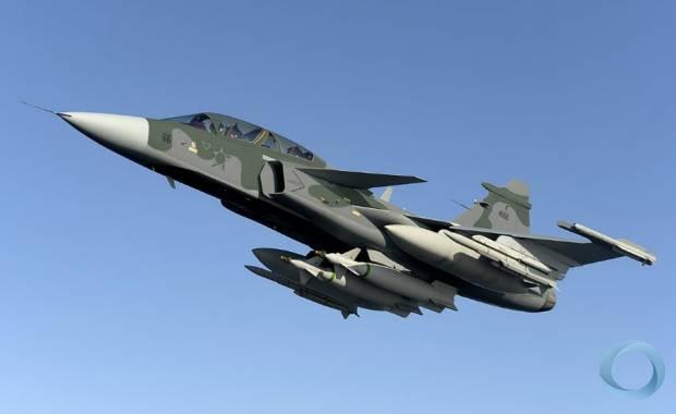 Primeiro voo do novo caça brasileiro ocorrerá em agosto