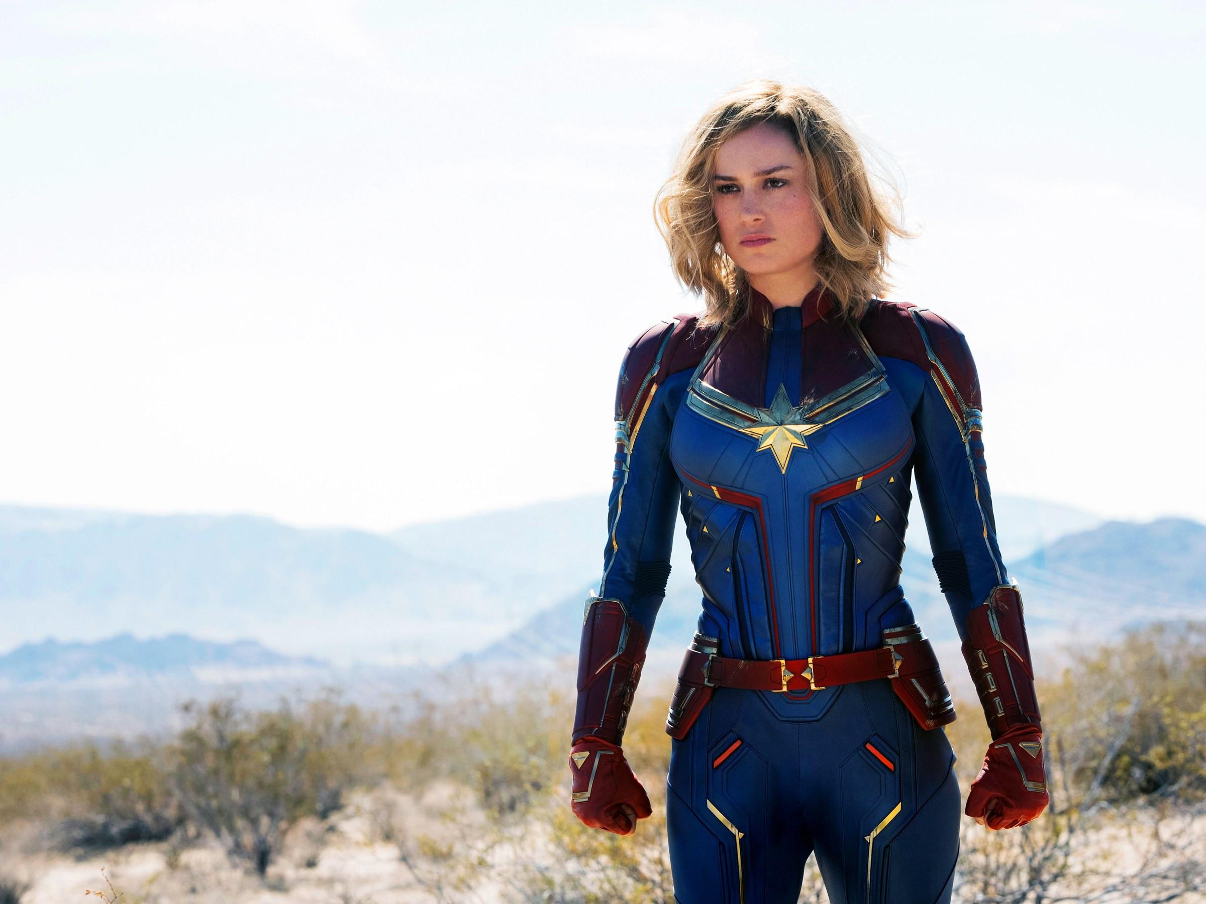 Capitã Marvel bate mais de US$ 1 bi em bilheteria com menos de 1 mês