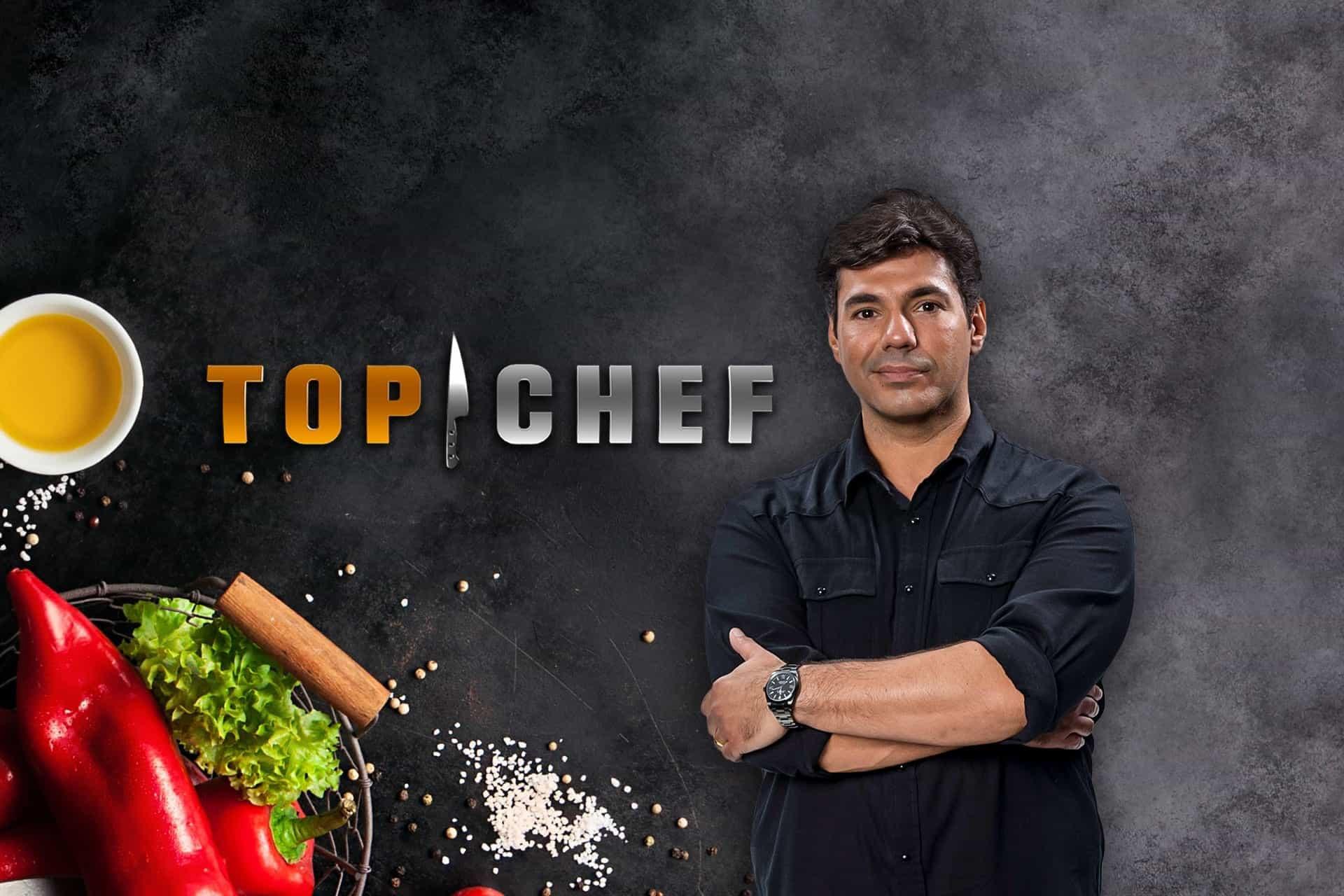 'Top Chef' estreia em baixa na Record e decepciona na audiência