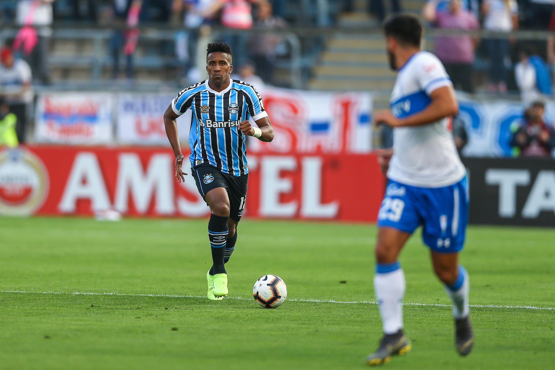 Grêmio perde da Católica no Chile e se complica na Libertadores