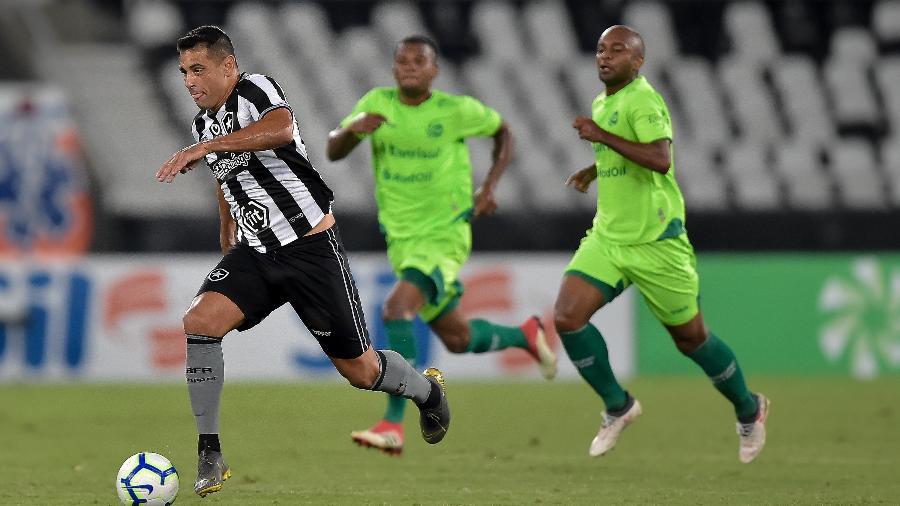 Botafogo só empata com Juventude e se complica na Copa do Brasil