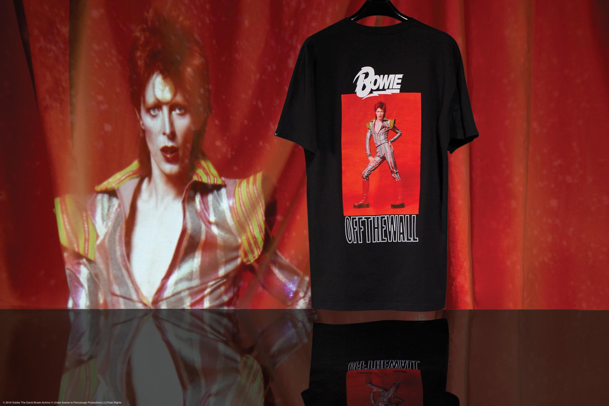 VANS X DAVID BOWIE: Coleção limitada homenageia lenda da música