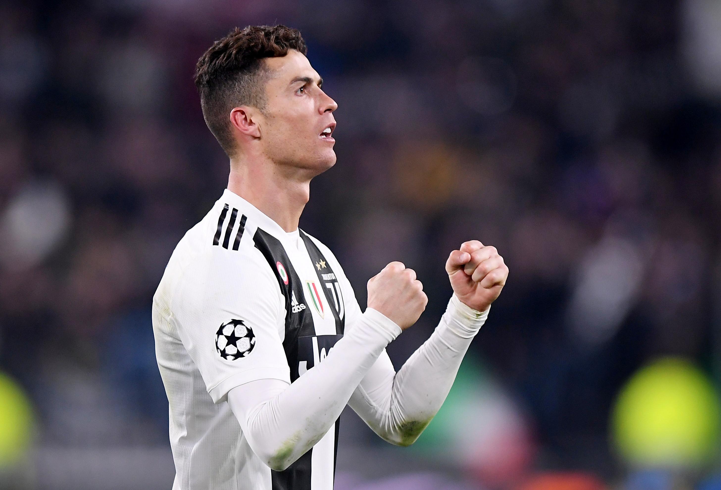 Cristiano Ronaldo faz gol 600 na carreira em empate da campeã Juventus